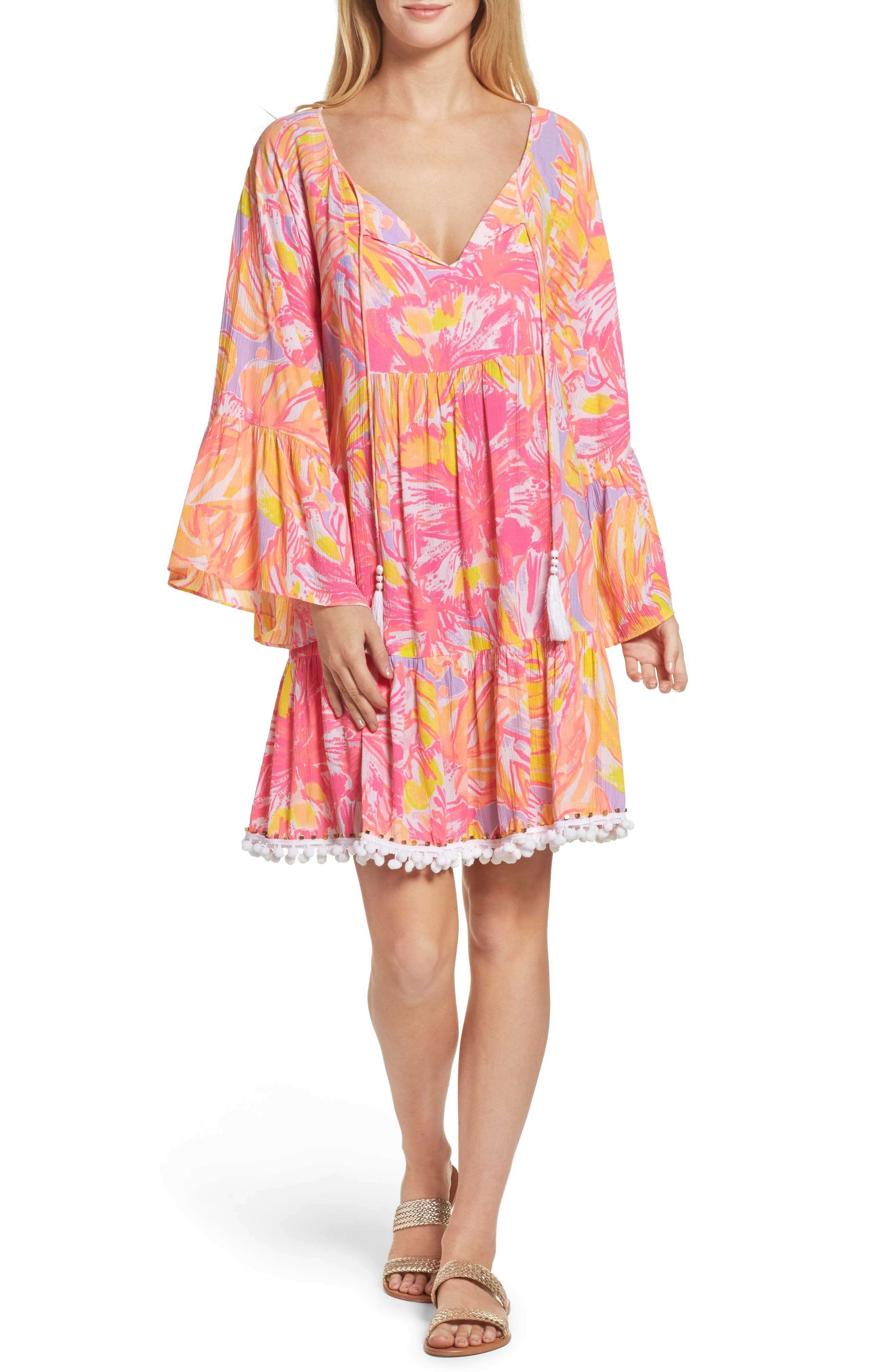 Alternate Image 1 Selected - Lilly Pulitzer® Amisa Tunic Dress