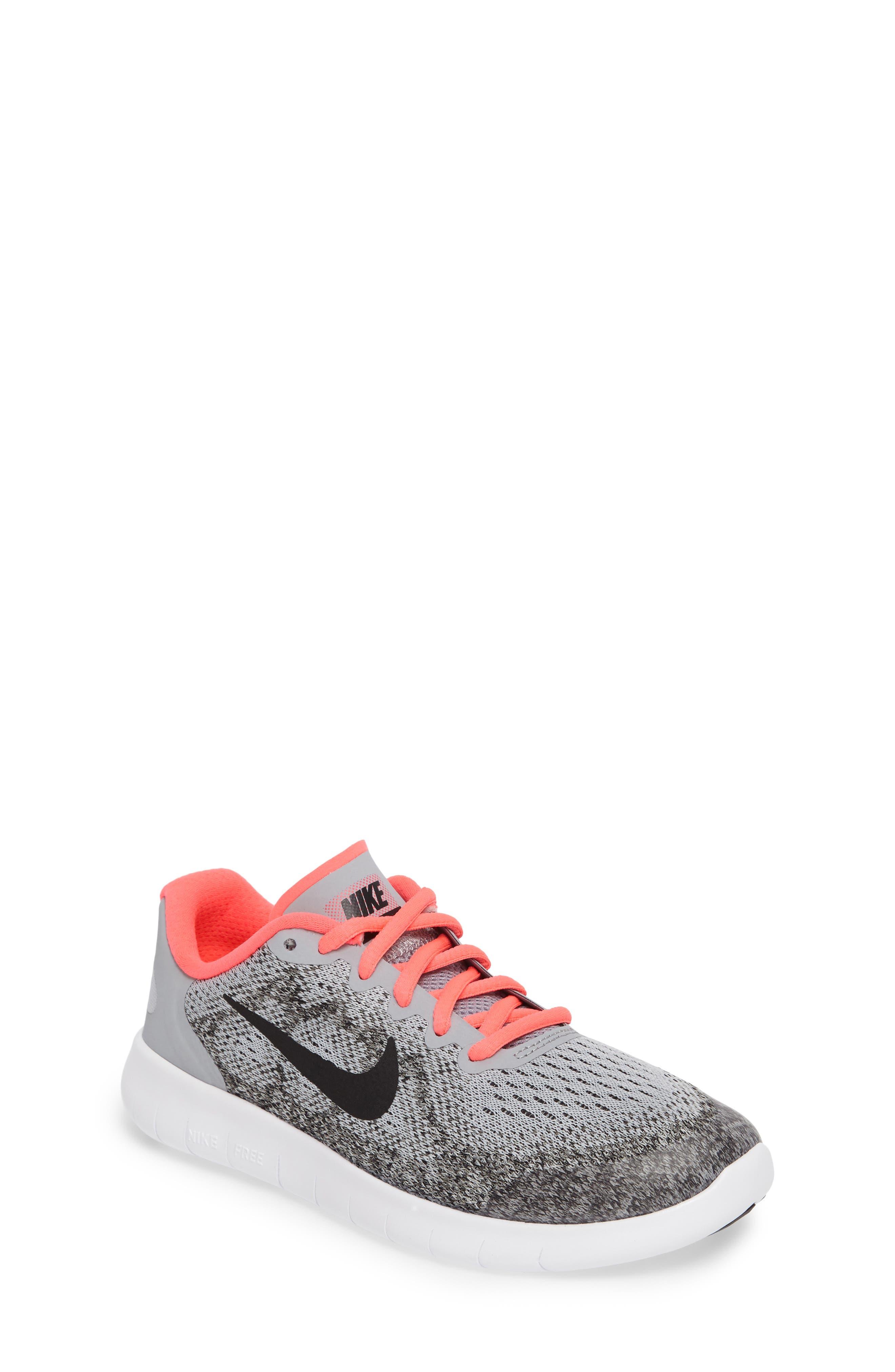 Nike Free Run 2 Athletic Shoe (Toddler, Little Kid & Big Kid)