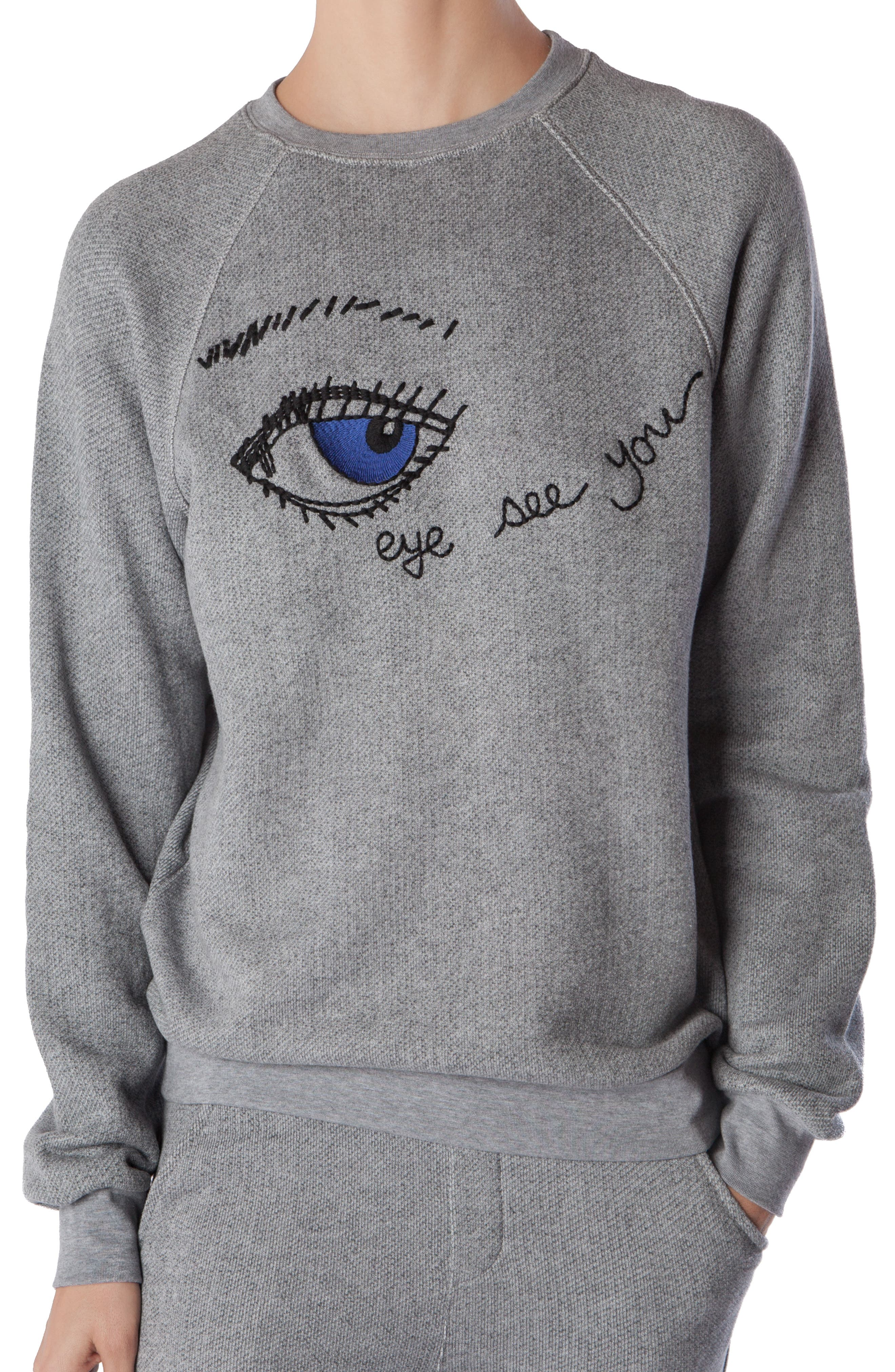 Ragdoll Eye Lounge Sweatshirt