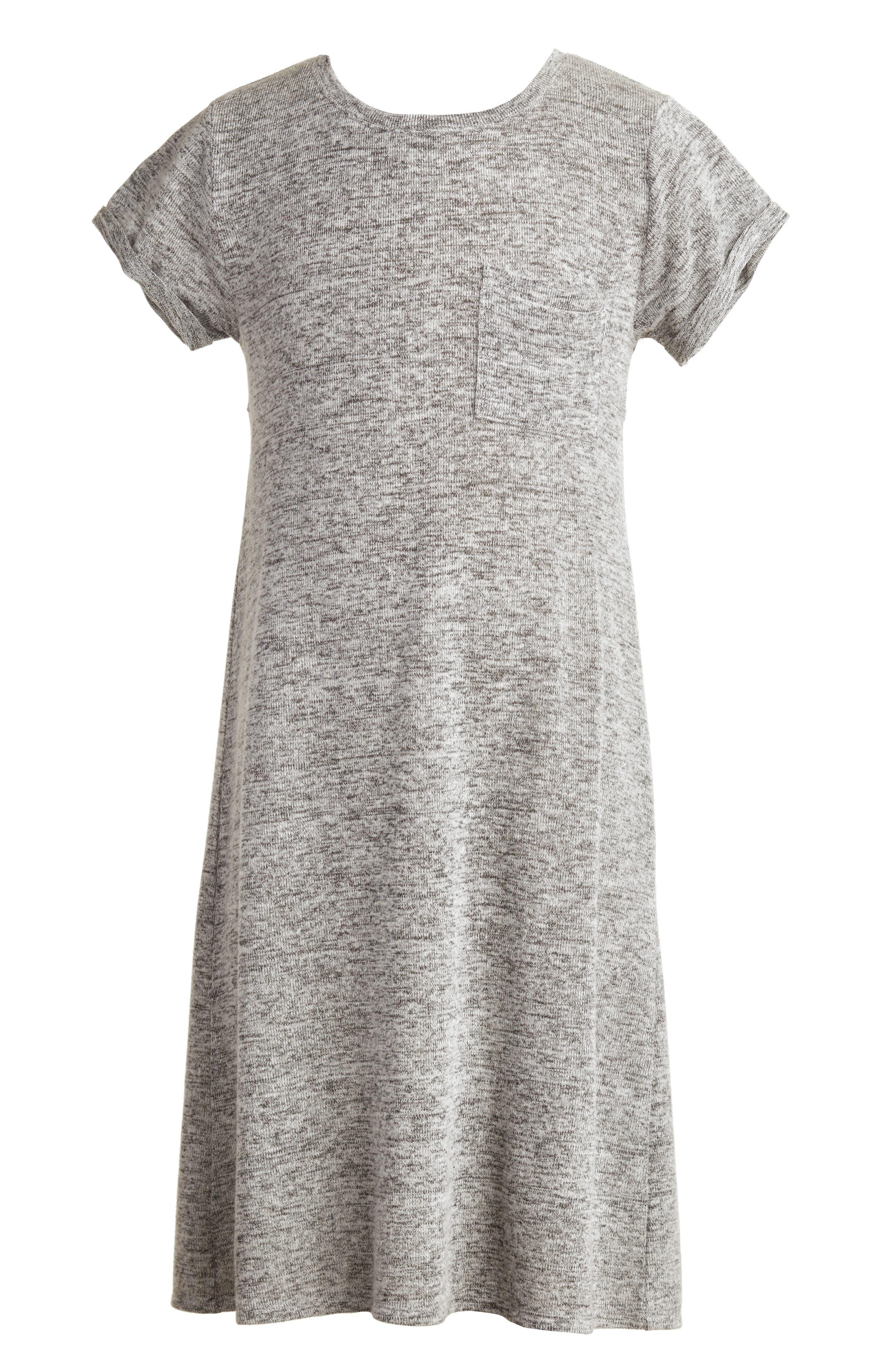 Treasure & Bond Sneaker Cutout Dress (Big Girls)
