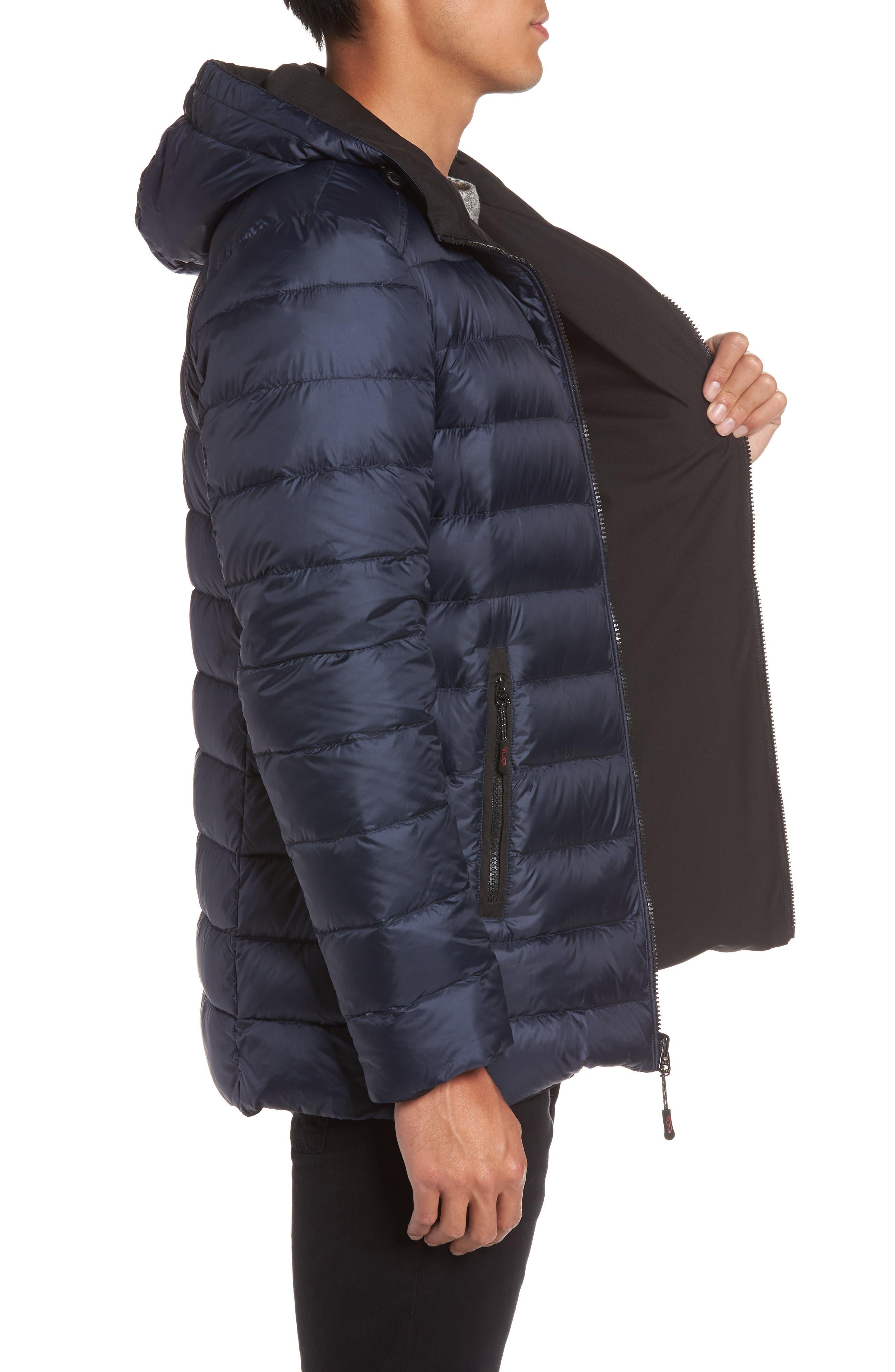 Alternate Image 3  - Tumi Reversible Down Jacket