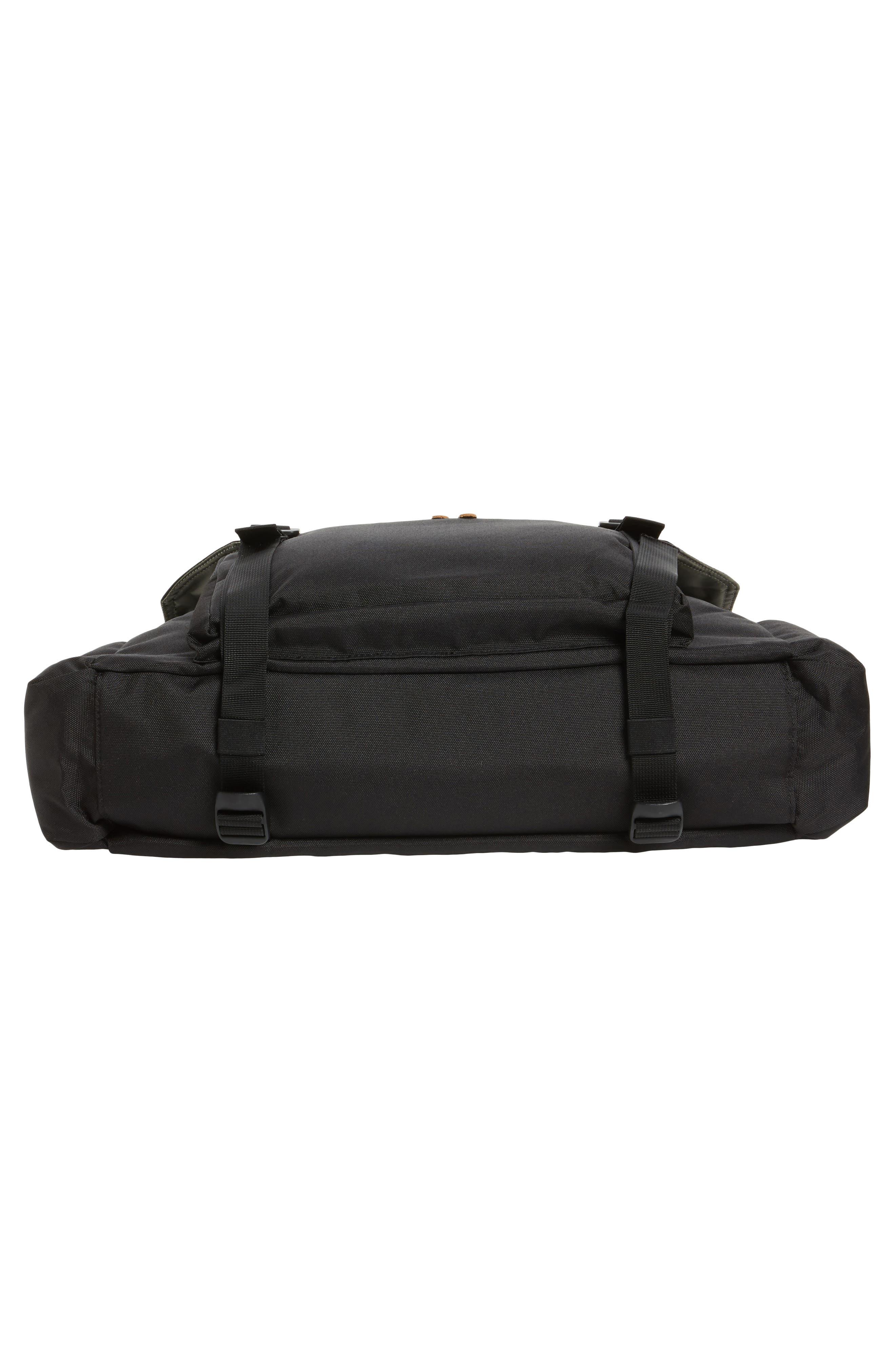 Crossridge Messenger Bag,                             Alternate thumbnail 6, color,                             Black