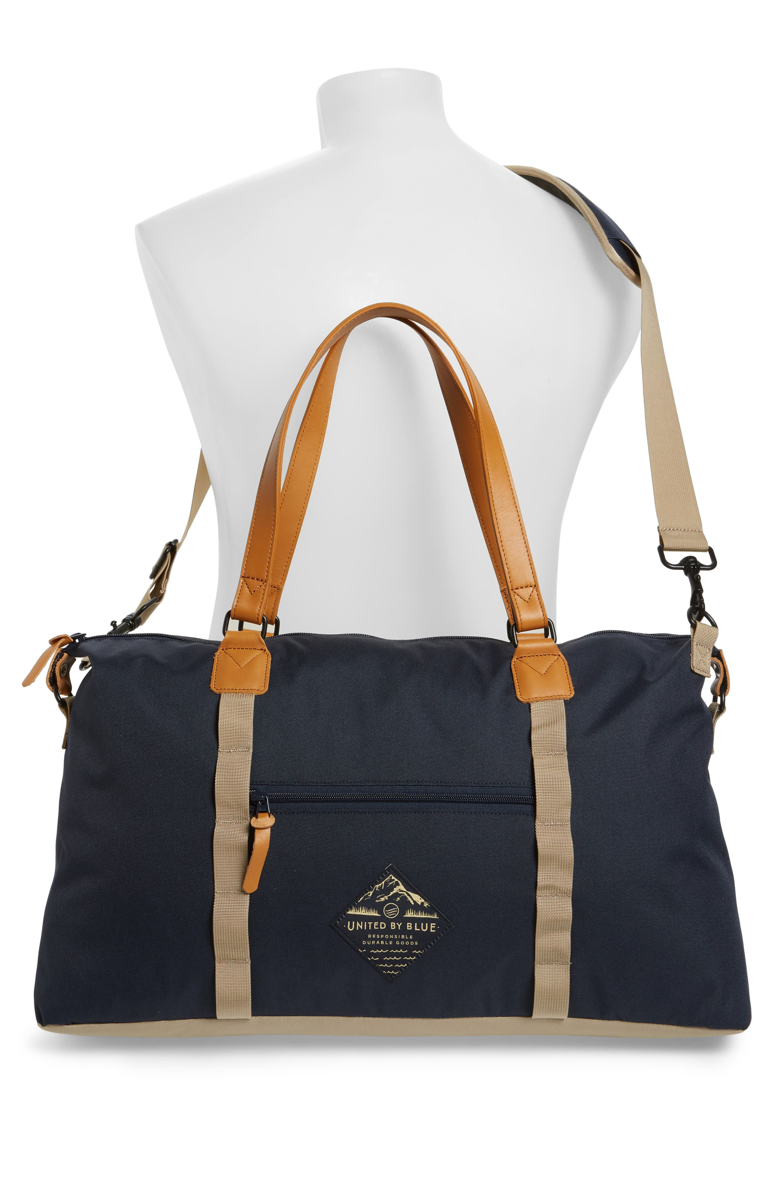 Trail Bag,                             Alternate thumbnail 2, color,                             Navy/ Forest