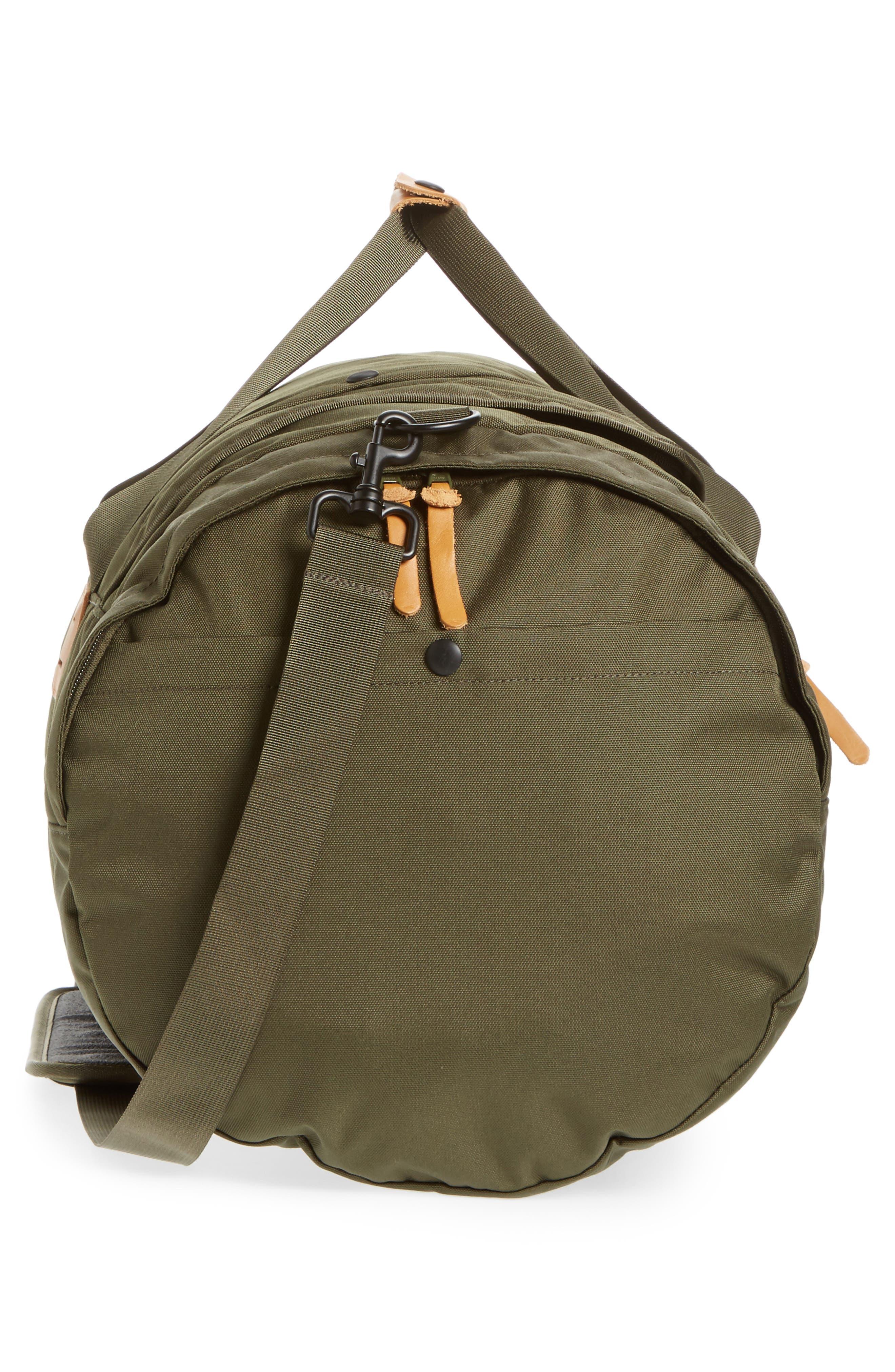 Arc Duffel Bag,                             Alternate thumbnail 5, color,                             Olive