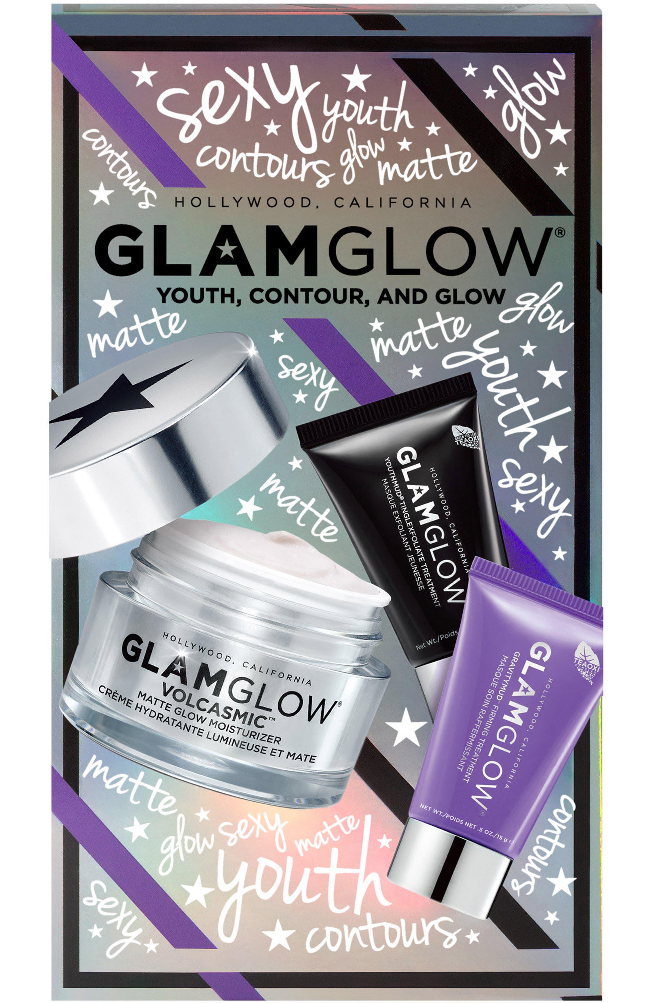 Youth, Contour & Glow Set,                         Main,                         color, No Color