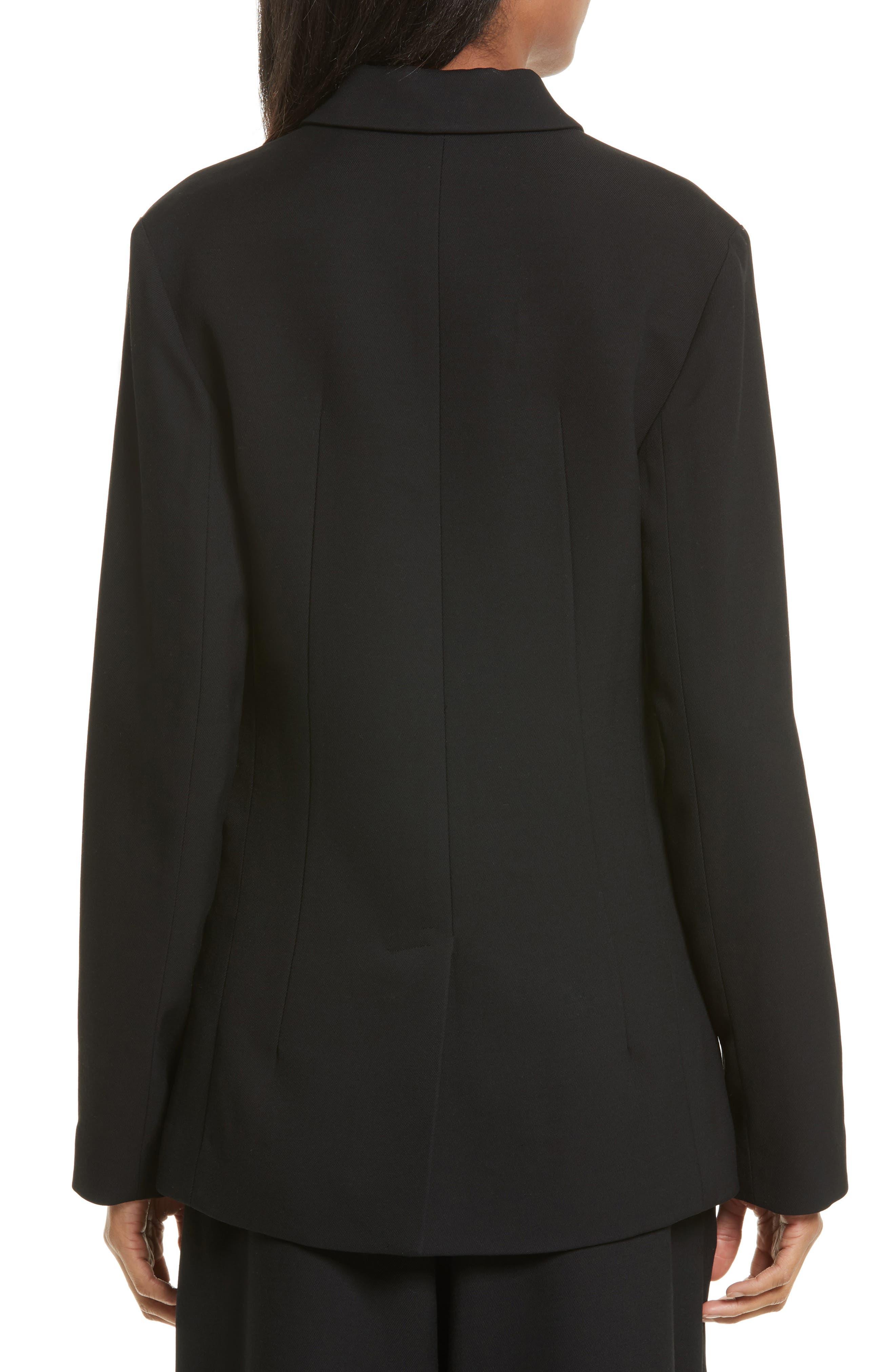 Classon Jacket,                             Alternate thumbnail 3, color,                             Black