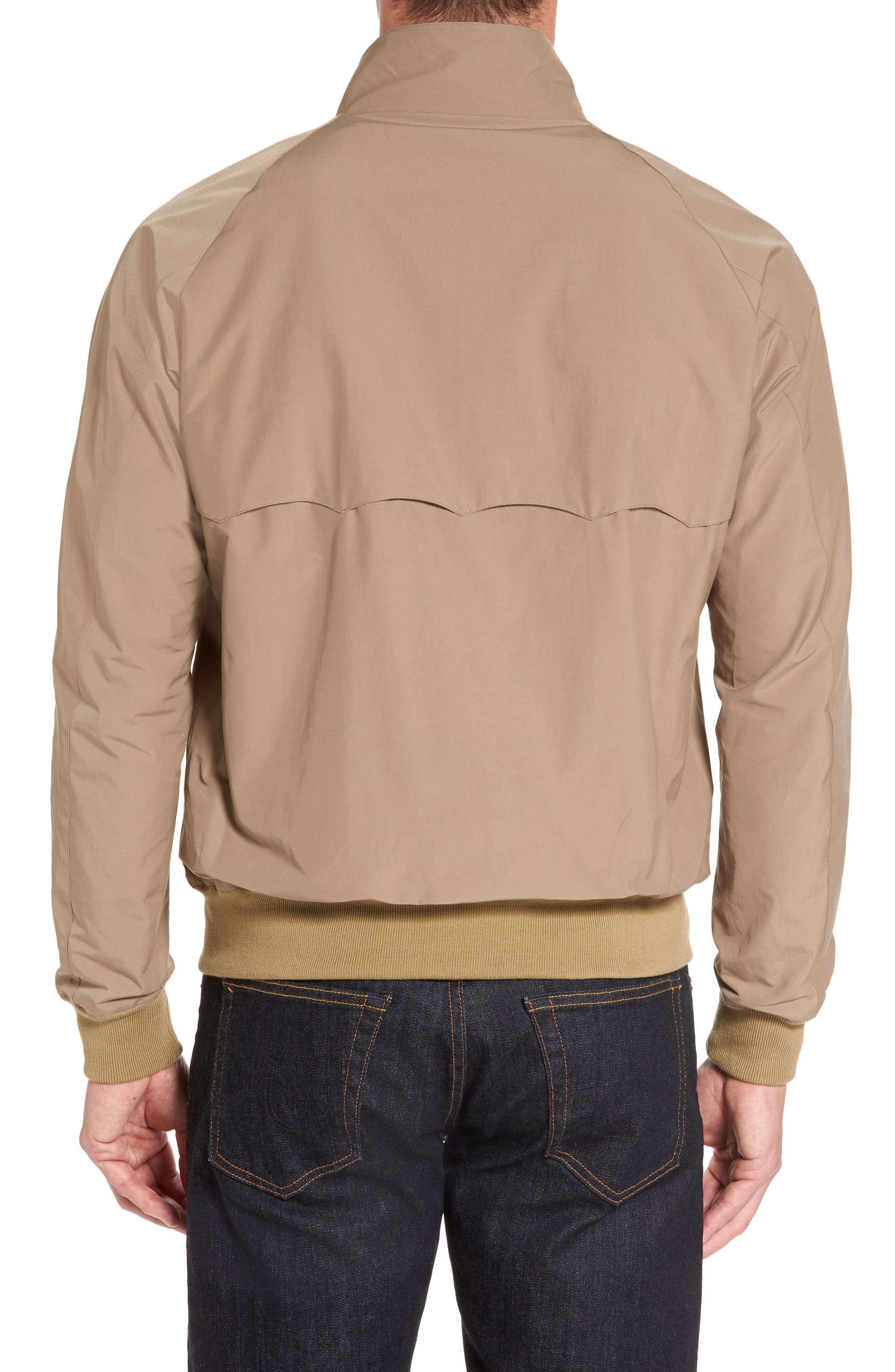 Alternate Image 2  - Baracuta G9 Water Resistant Harrington Jacket