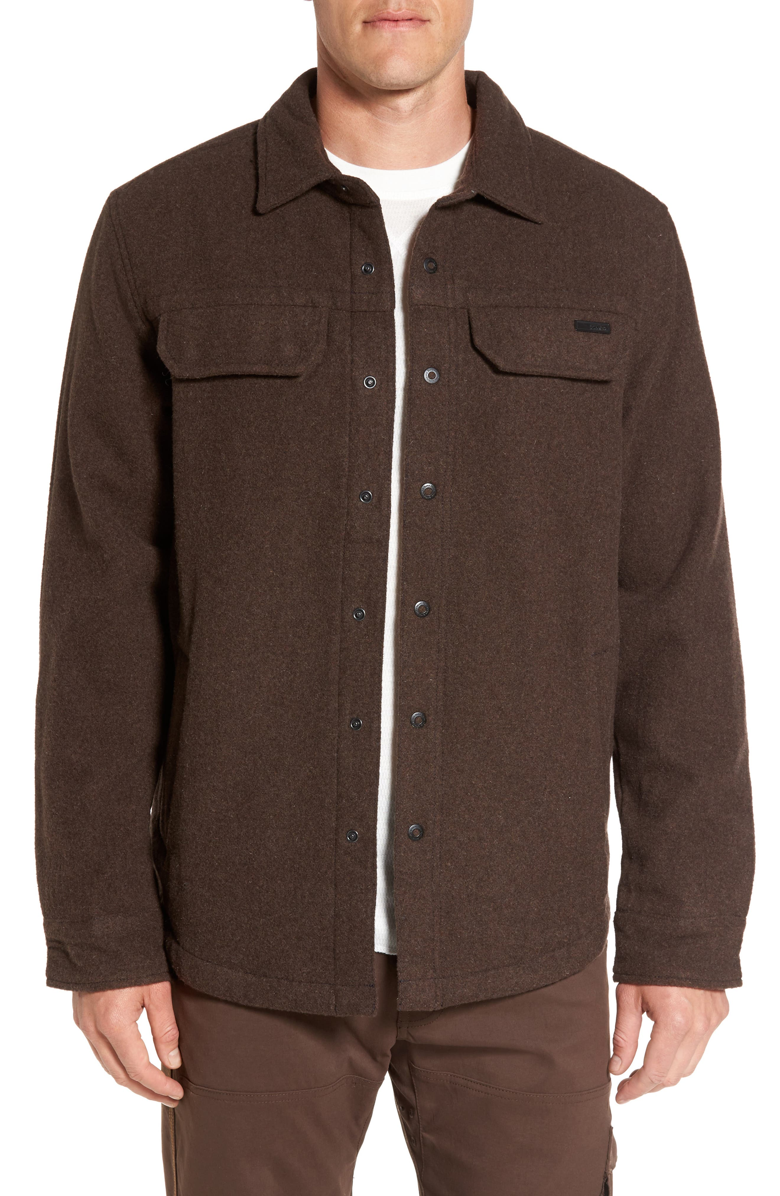 prAna 'Wooley' Shirt Jacket