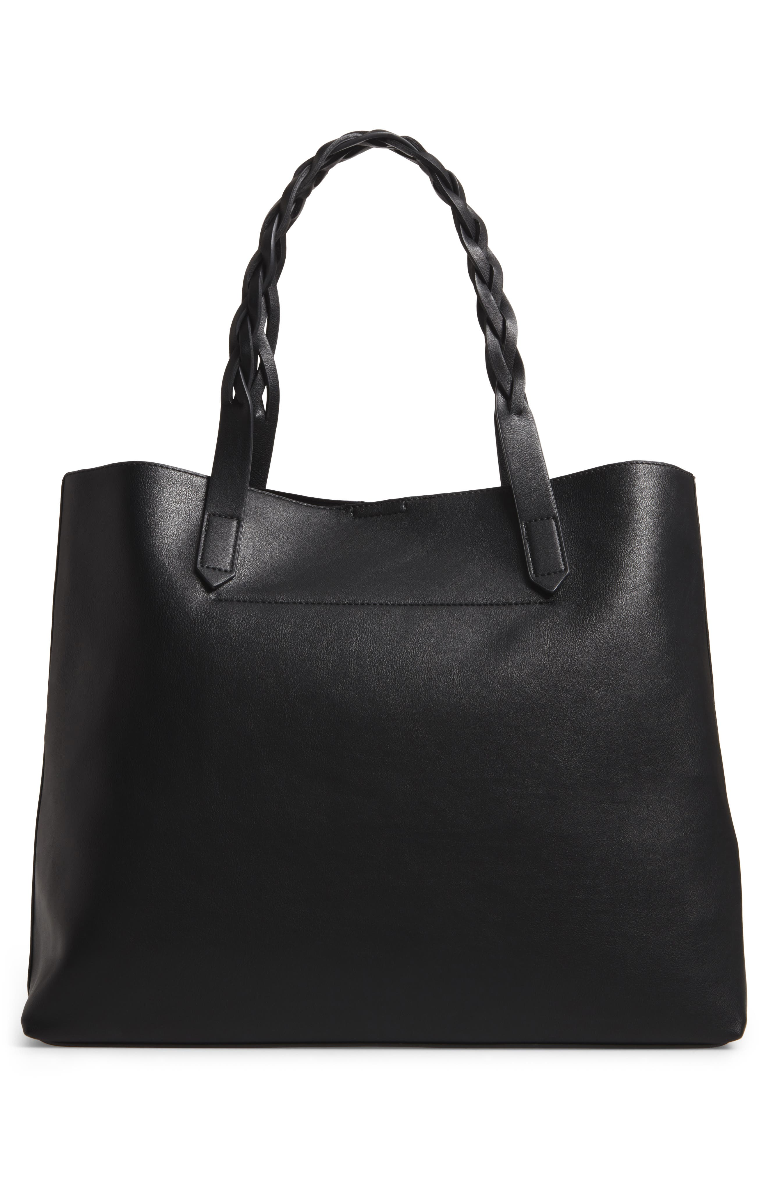 Alternate Image 2  - Sole Society Amal Faux Leather Tote