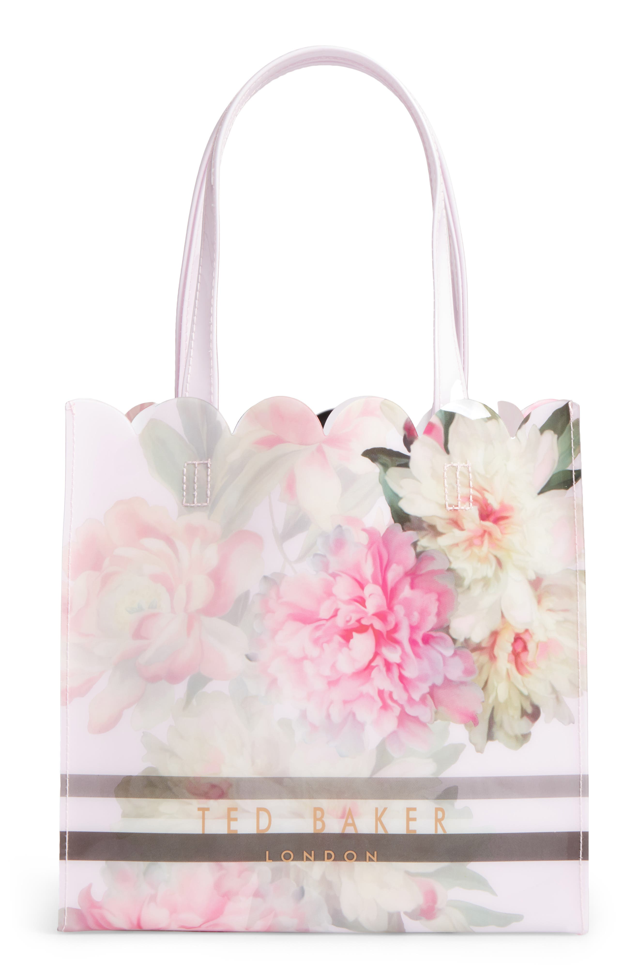 Alternate Image 2  - Ted Baker London Painted Posie Small Icon Bag