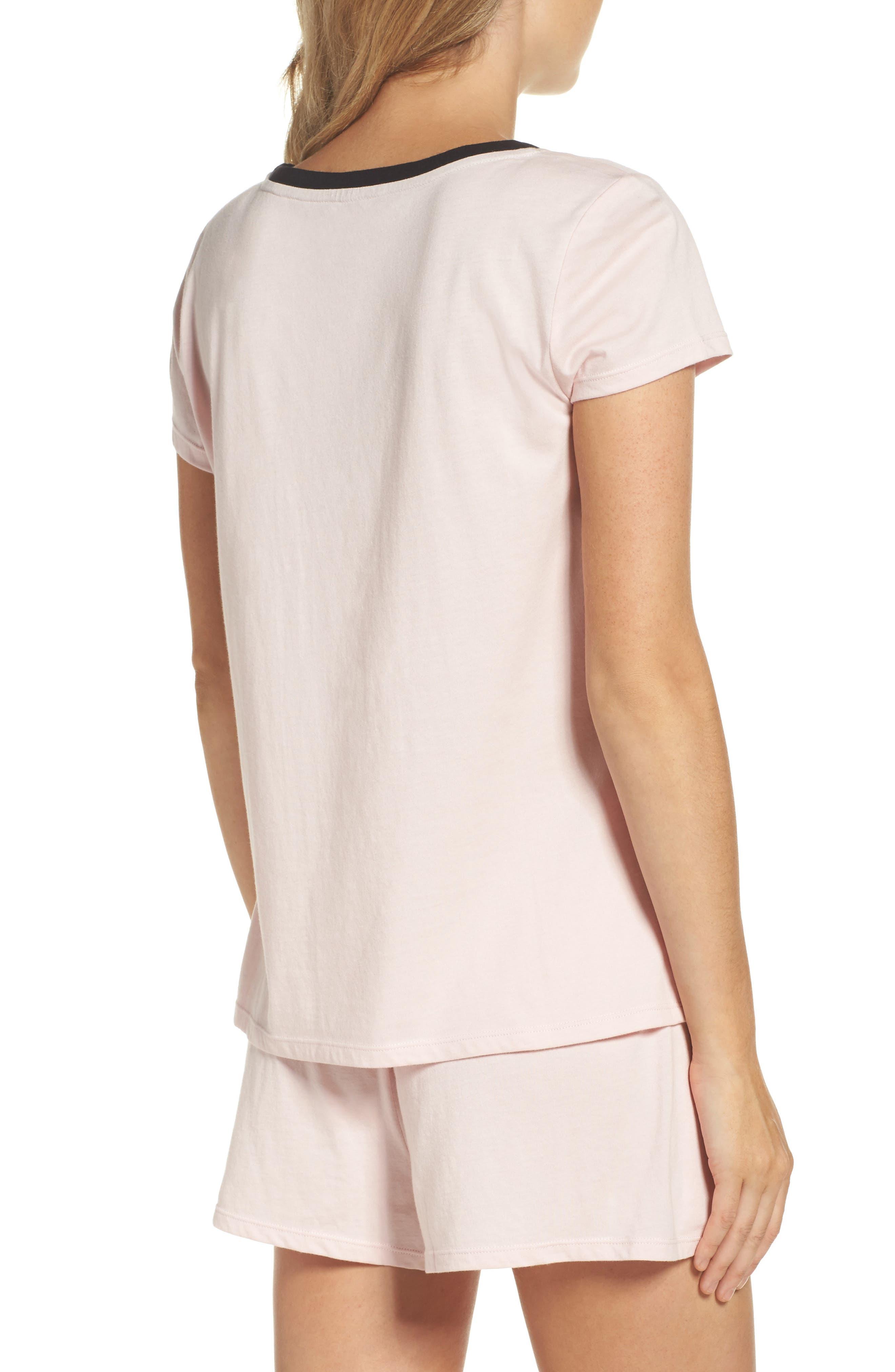 Alternate Image 2  - kate spade new york skort pajamas