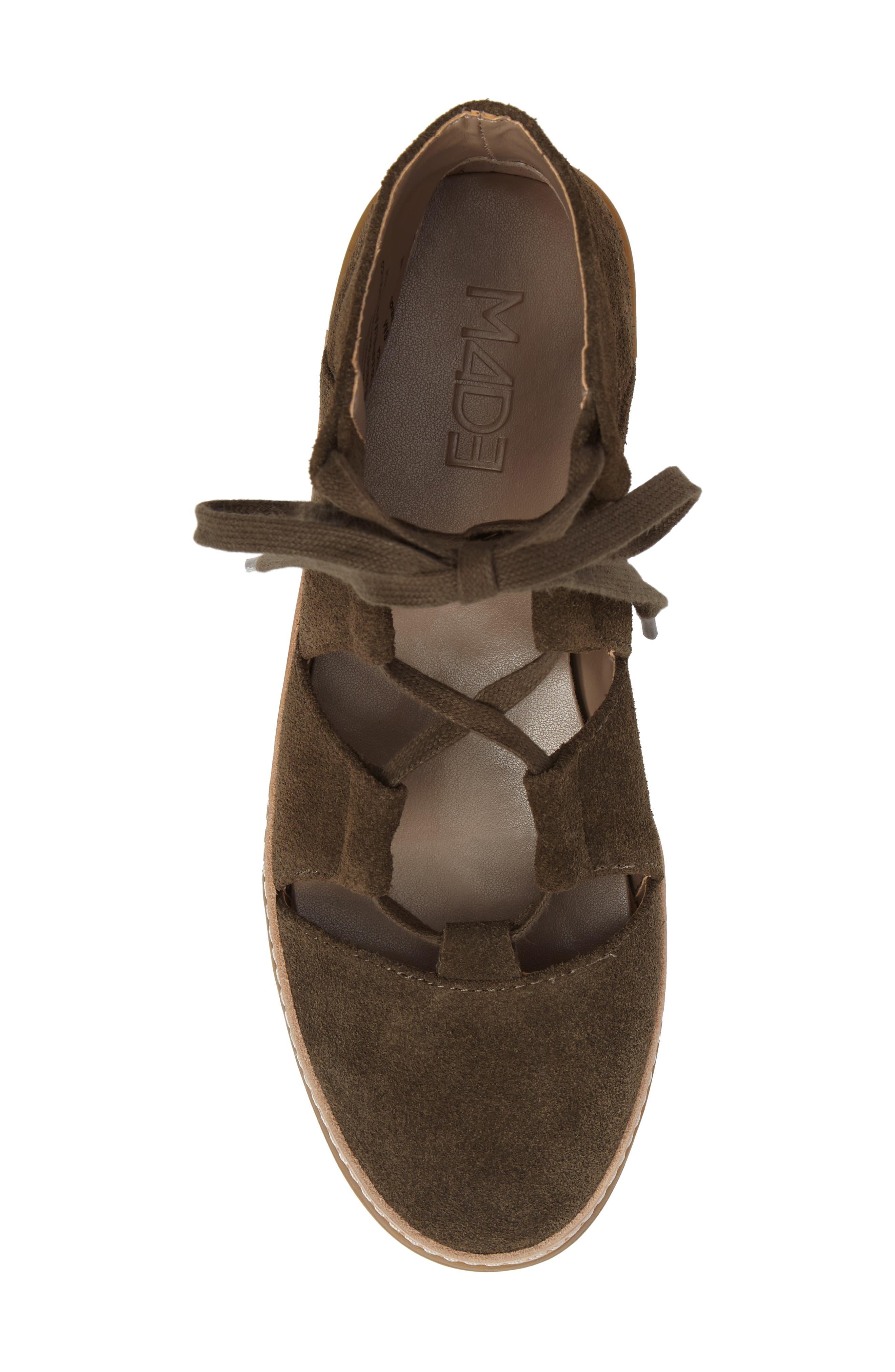 Alternate Image 5  - M4D3 Savanah Ghillie Platform Sneaker (Women)