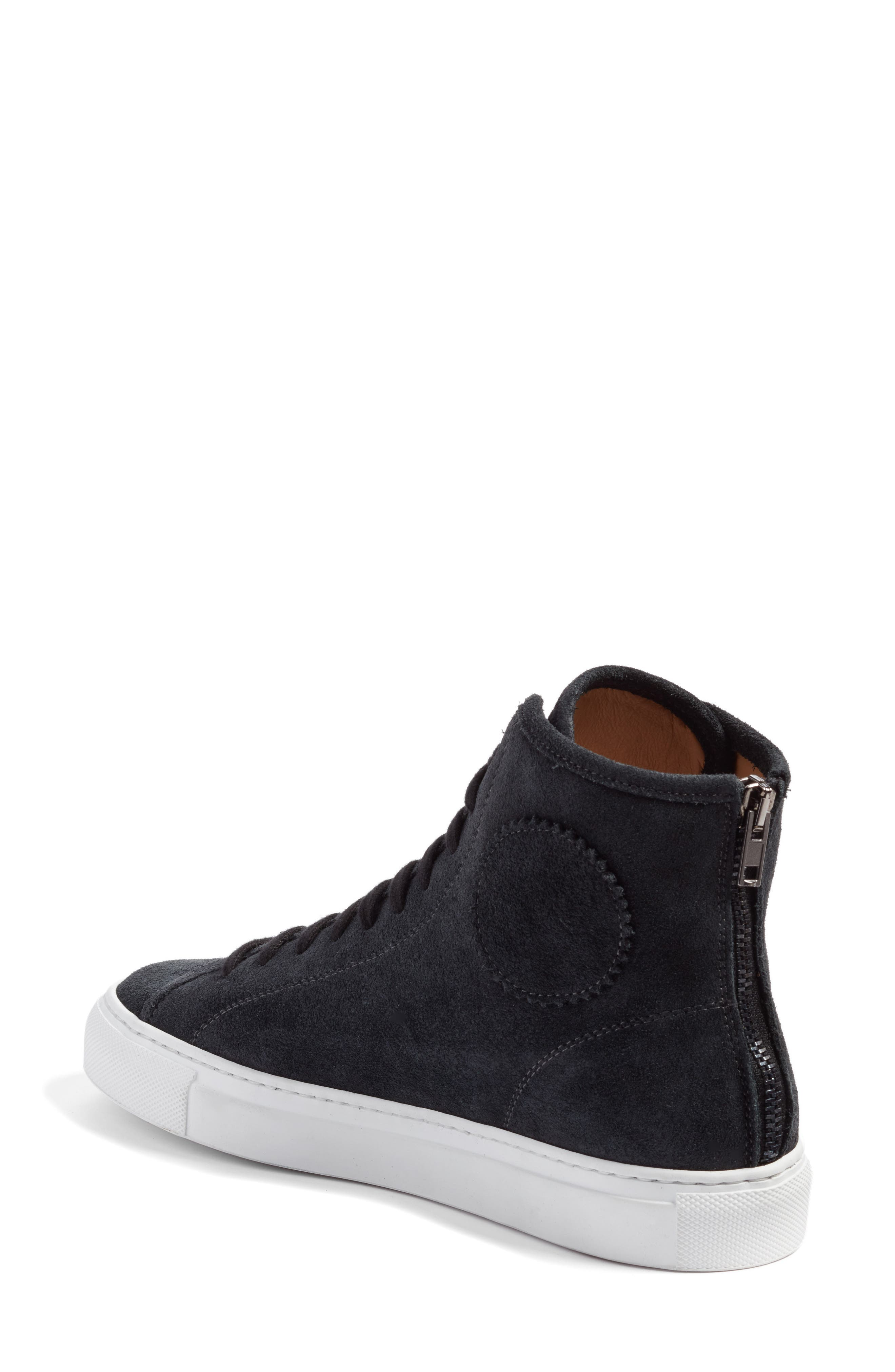 Alternate Image 2  - Common Projects Tournament High Top Sneakers (Women)