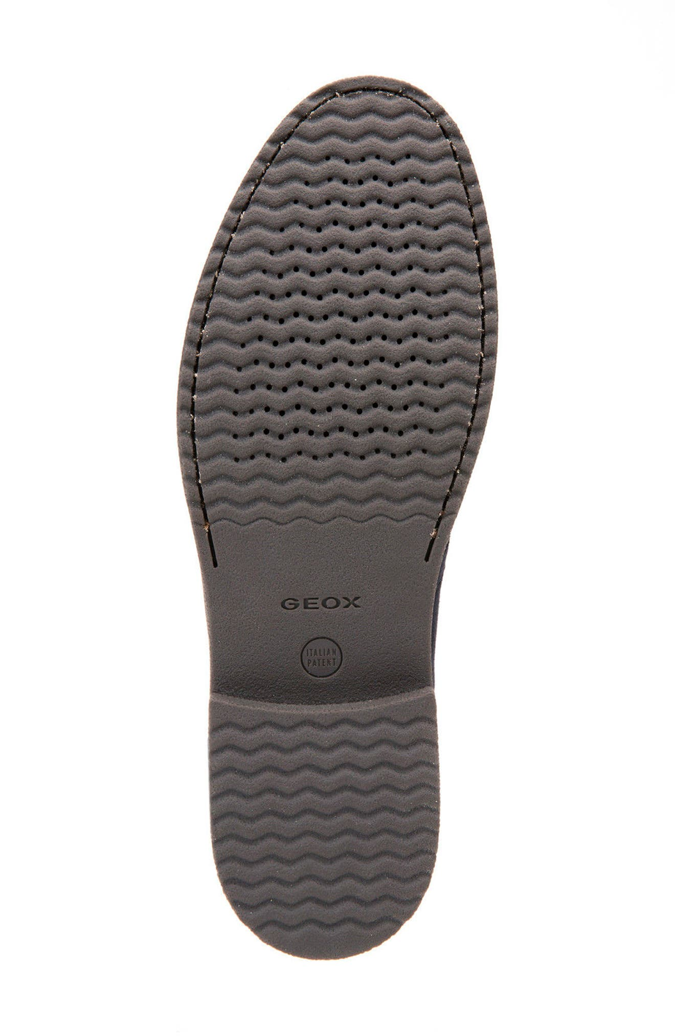 Alternate Image 6  - Geox Brandled Buck Shoe (Men)