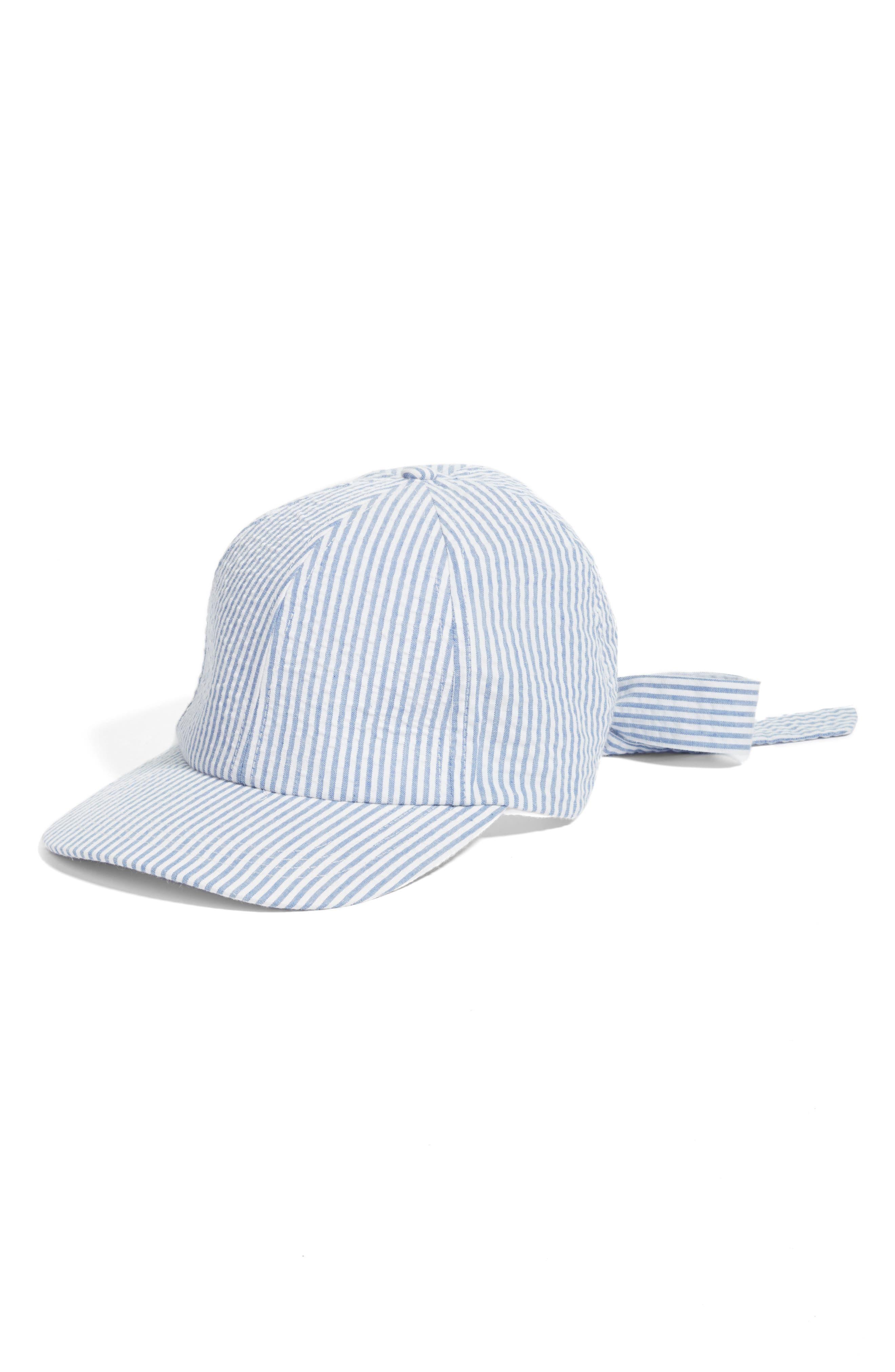 Collection XIIX Bow Baseball Cap