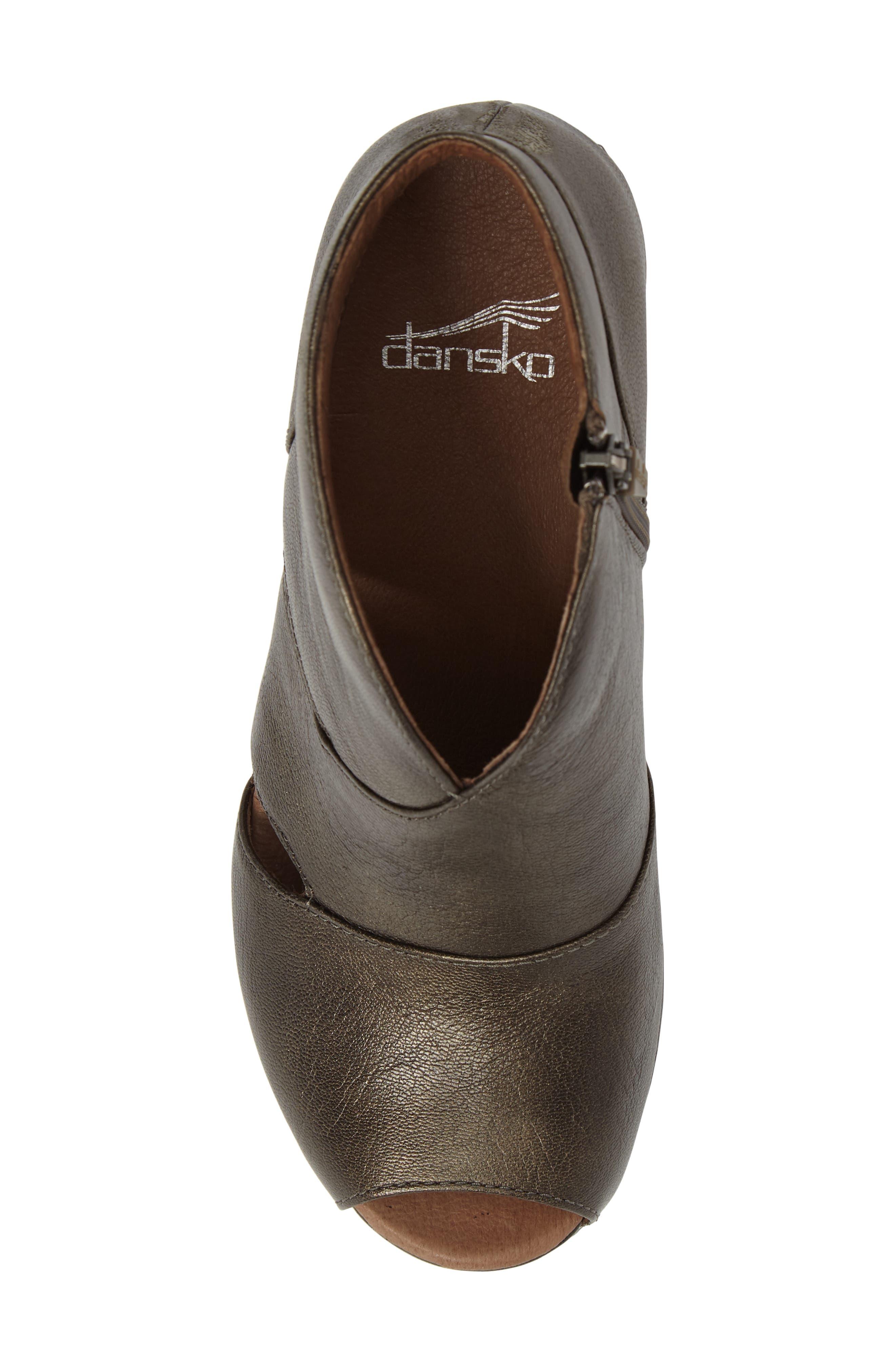 Alternate Image 5  - Dansko Delphina Block Heel Bootie (Women)