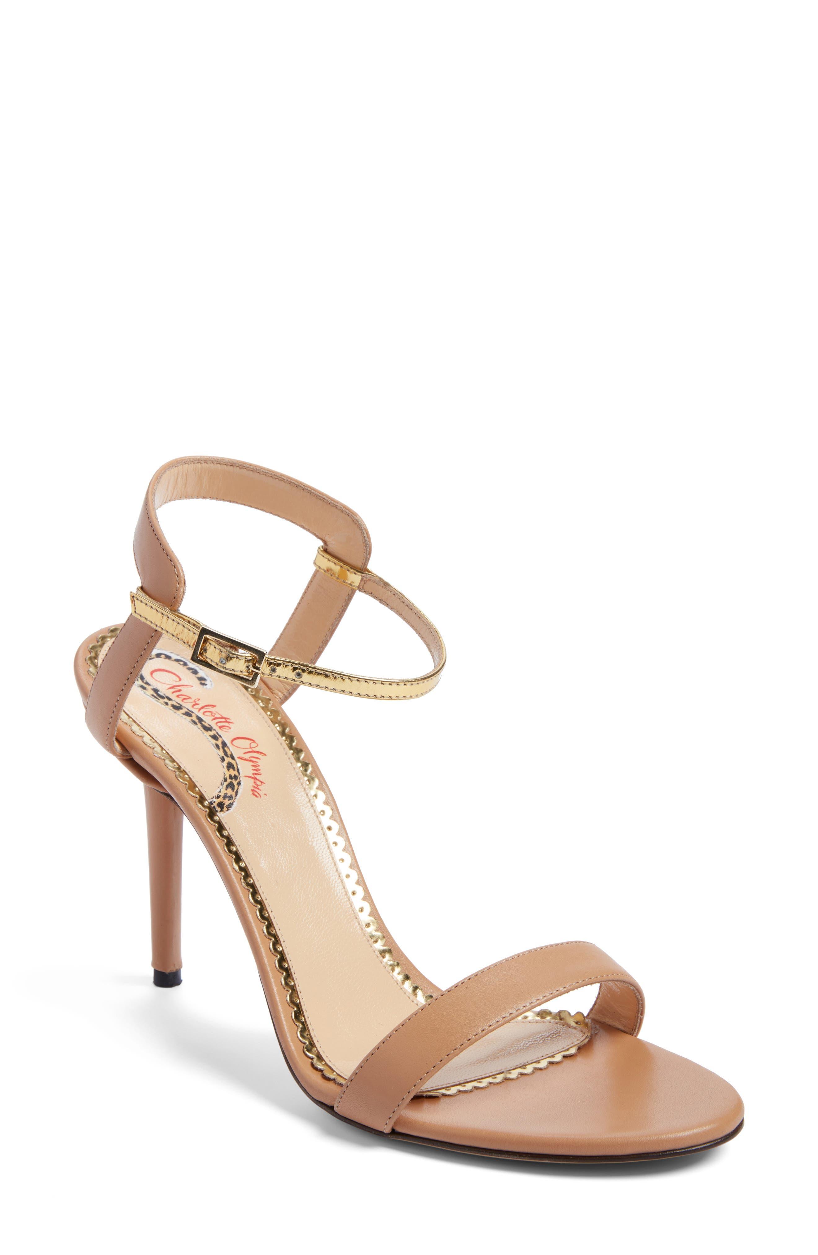 Charlotte Olympia Quintessential Sandal (Women)