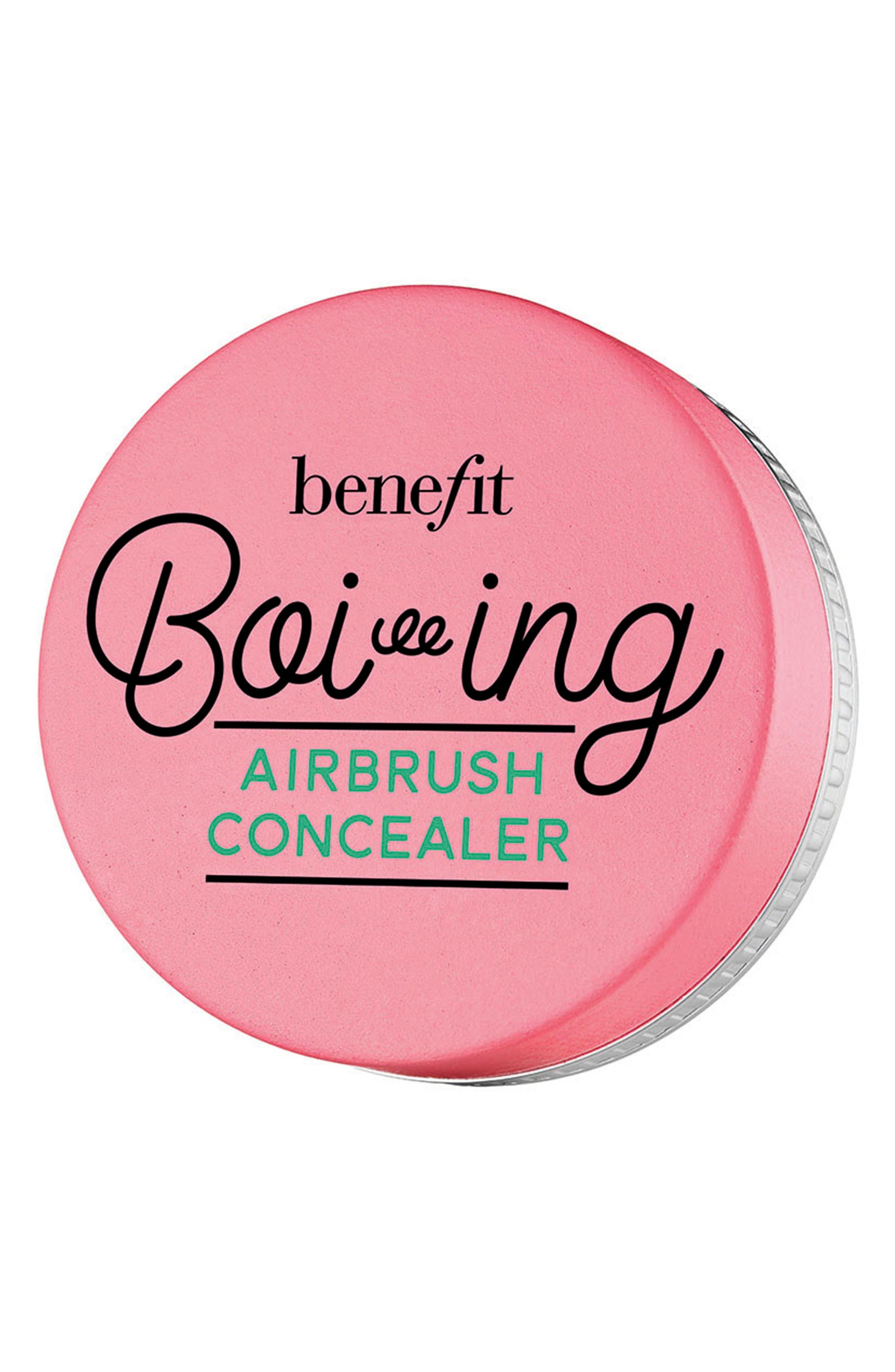 Benefit Boi-ing Airbrush Concealer,                             Alternate thumbnail 4, color,