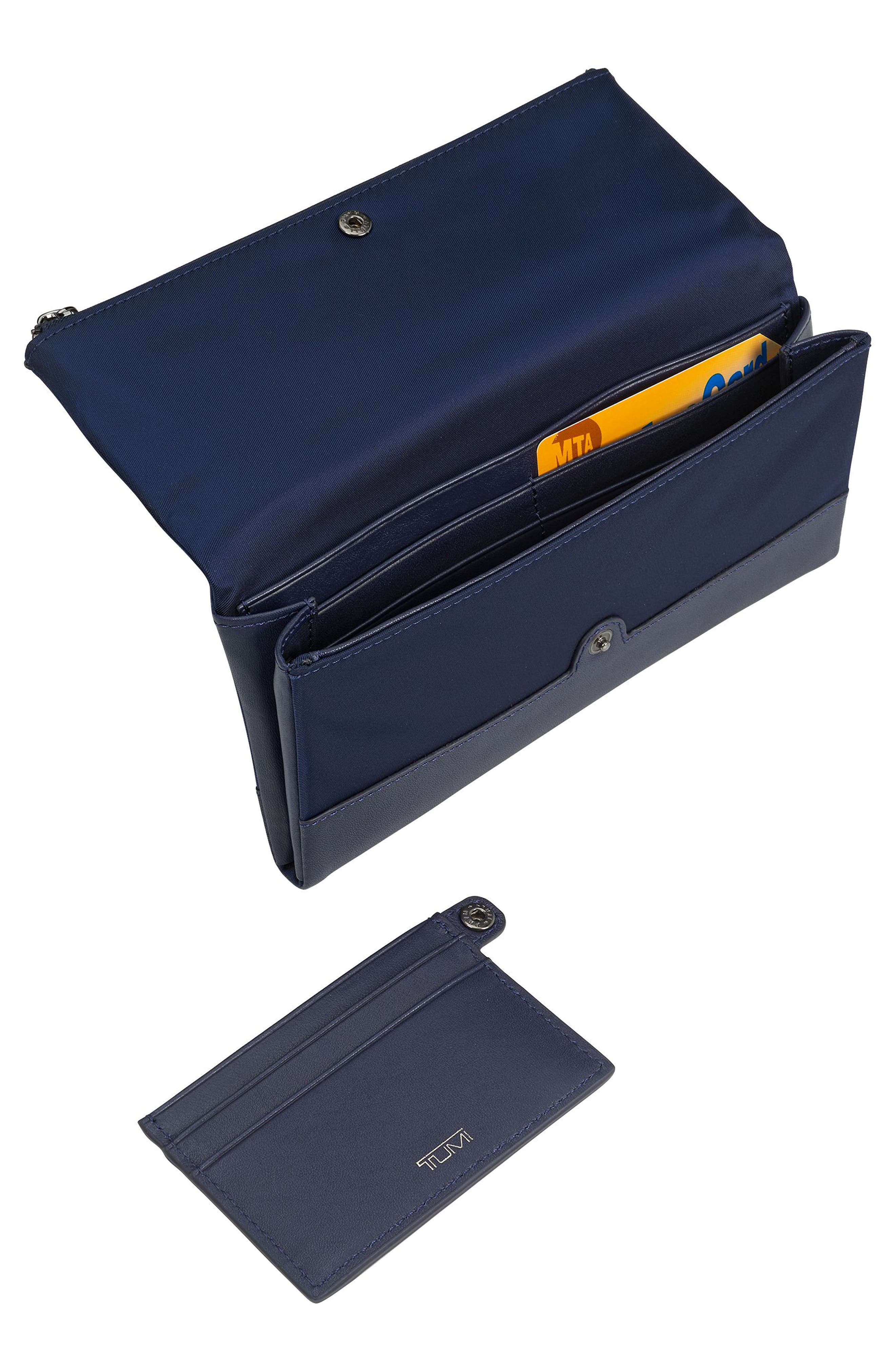 Alternate Image 2  - Tumi Continental Flap Tech Wallet