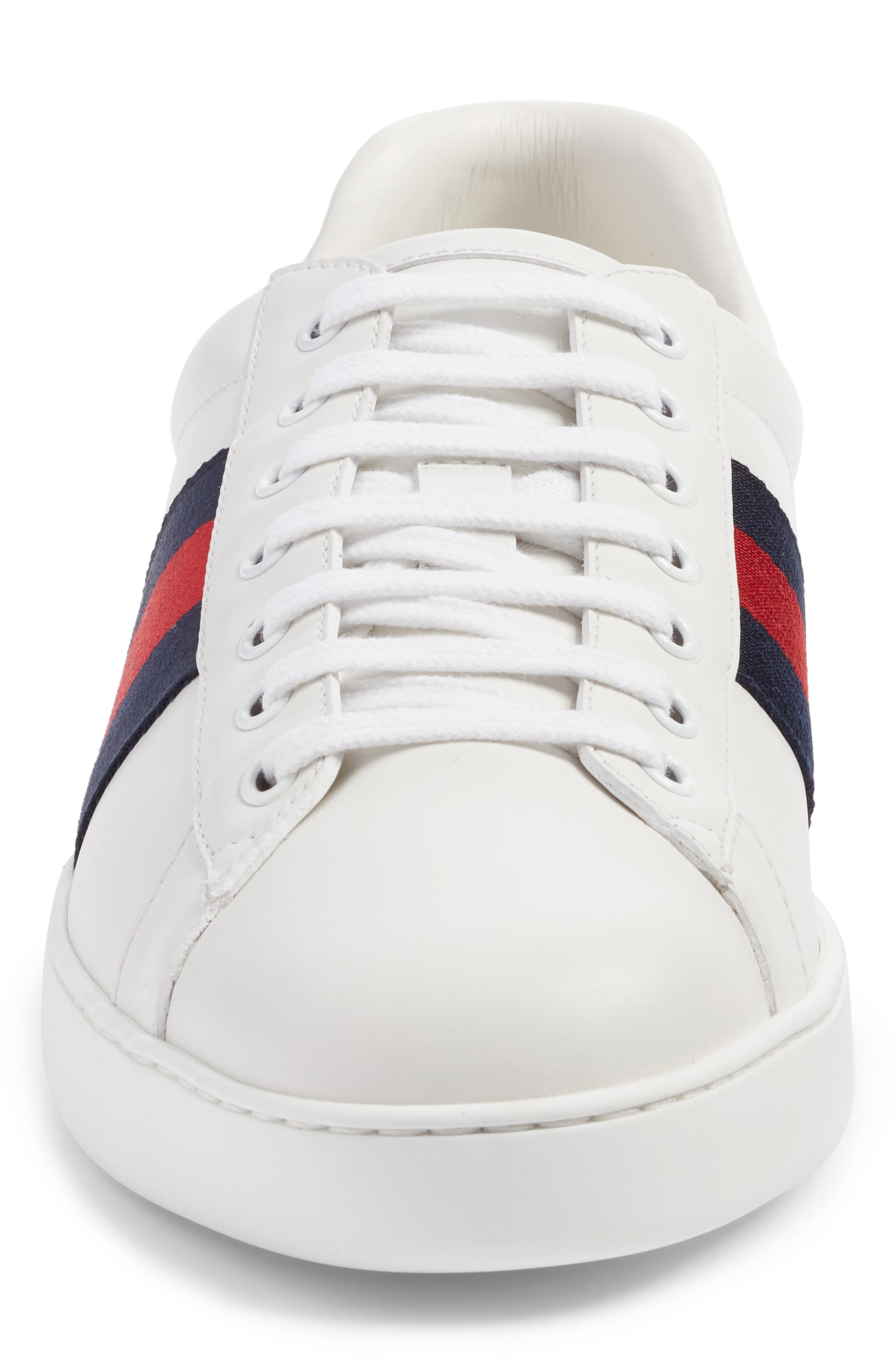 Alternate Image 4  - Gucci New Ace Tiger Sneaker (Men)