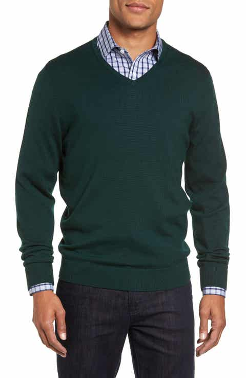 Men's Green Sweaters | Nordstrom