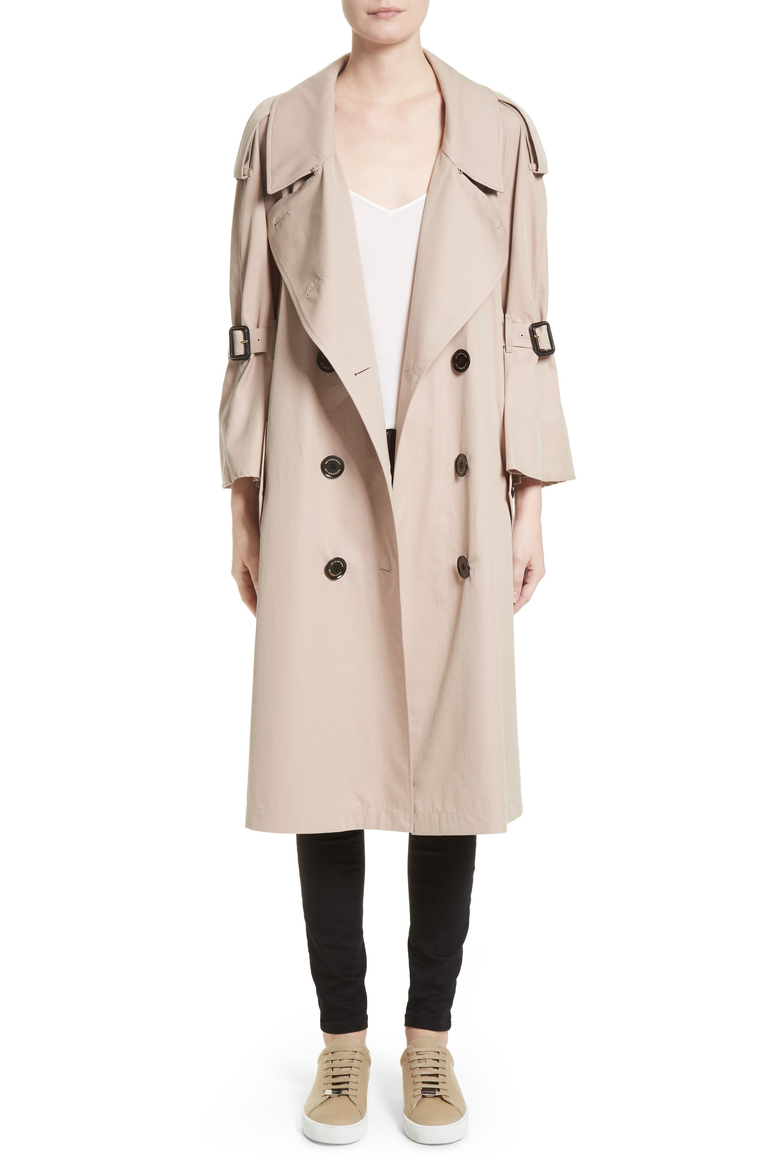 Burberry Wakestone Trench Coat