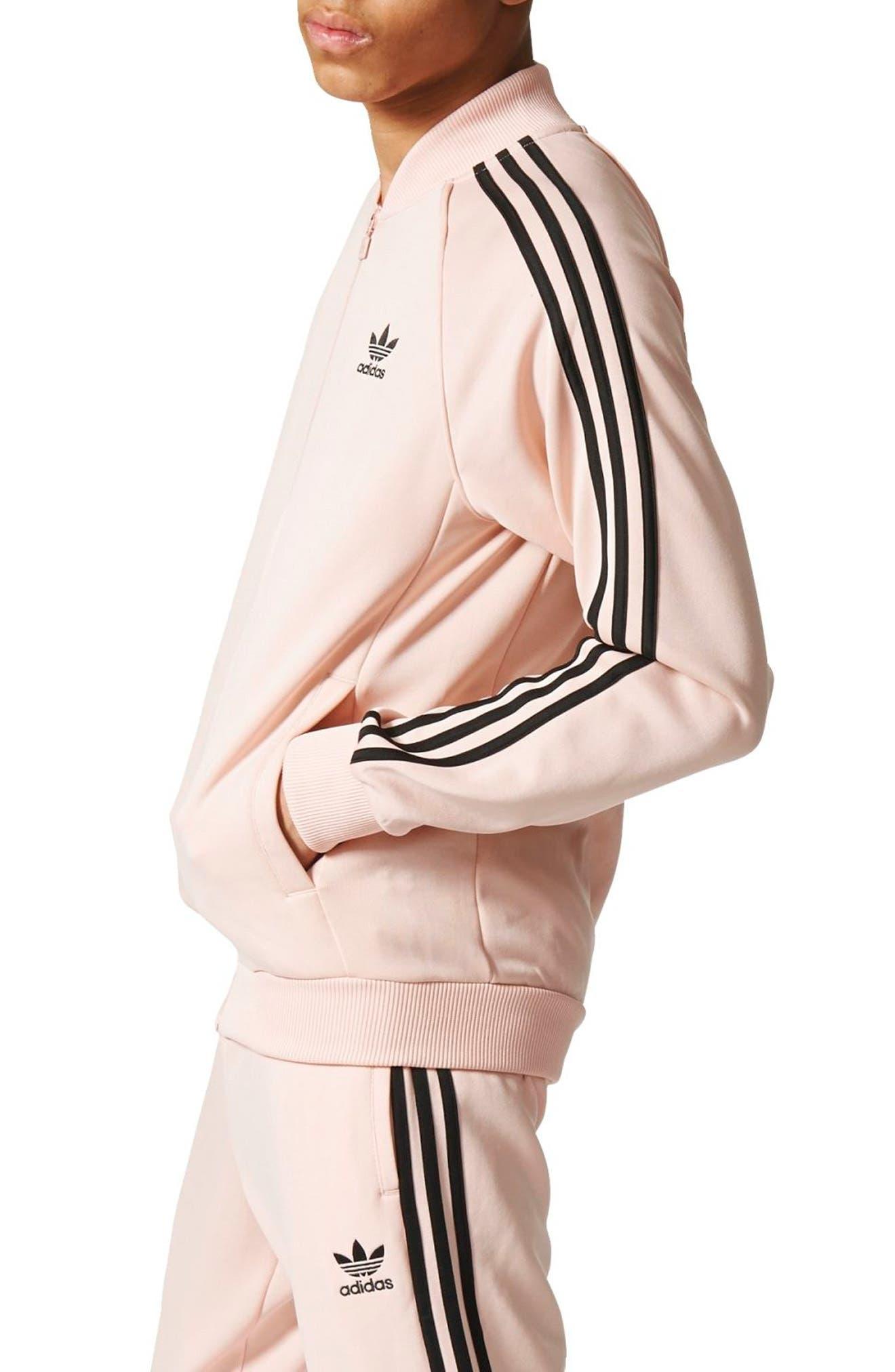 Alternate Image 3  - adidas Originals 'Superstar' Track Jacket