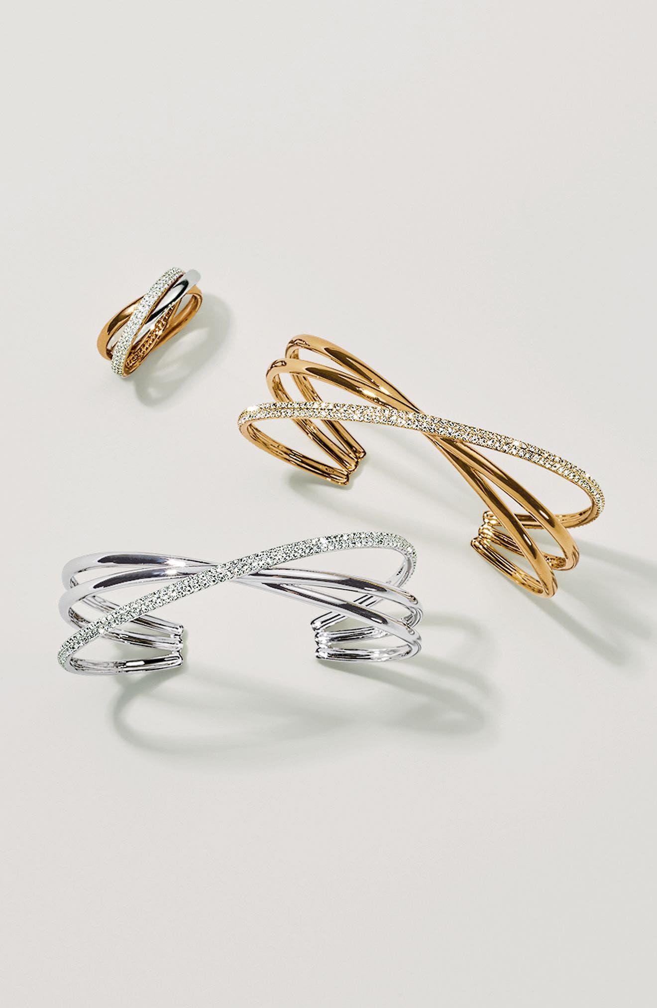 Alternate Image 3  - Nadri Trinity Pavé Ring