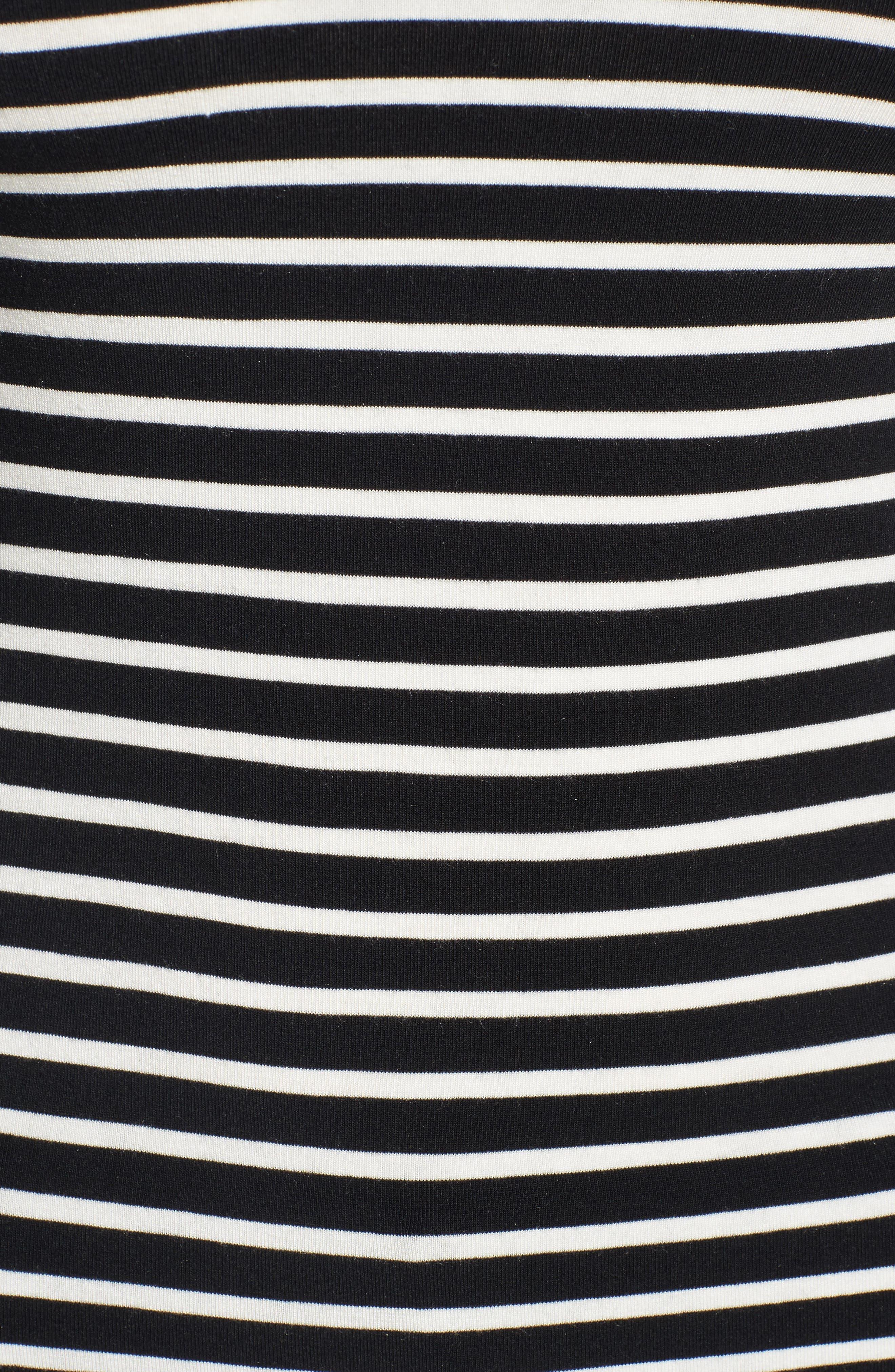 Alternate Image 5  - Halogen® Long Sleeve Modal Blend Tee (Regular & Petite)