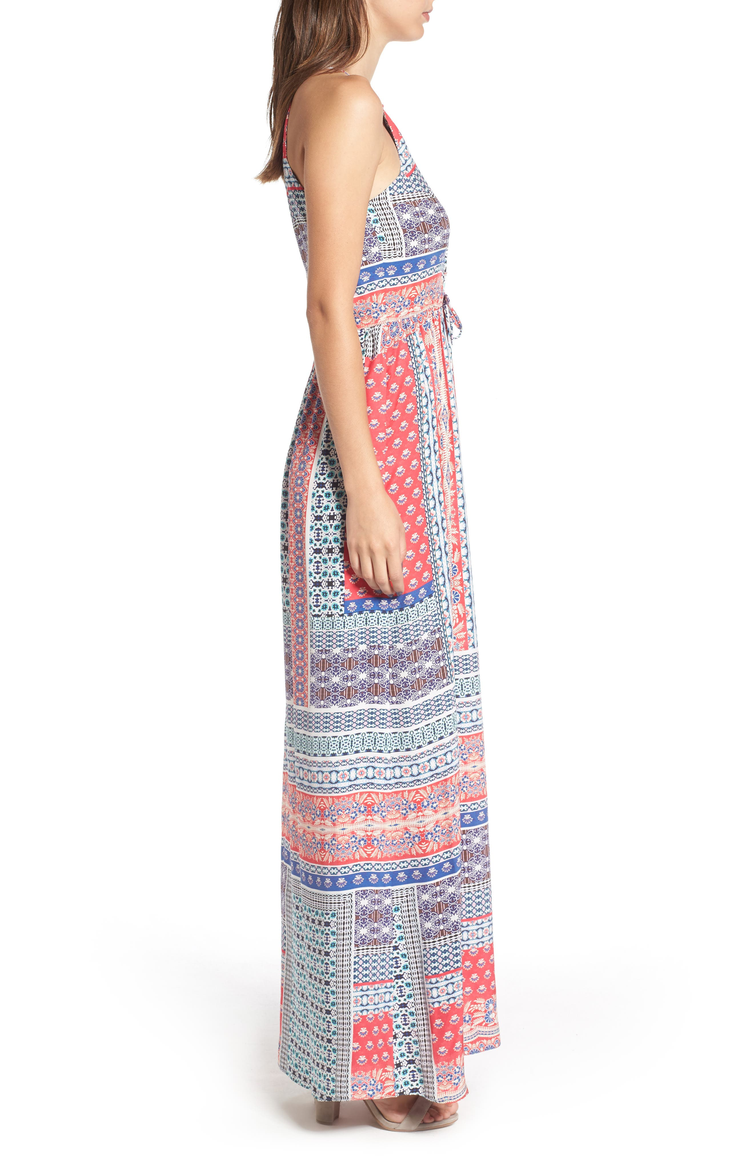 Alternate Image 3  - Parker Daxy Maxi Dress
