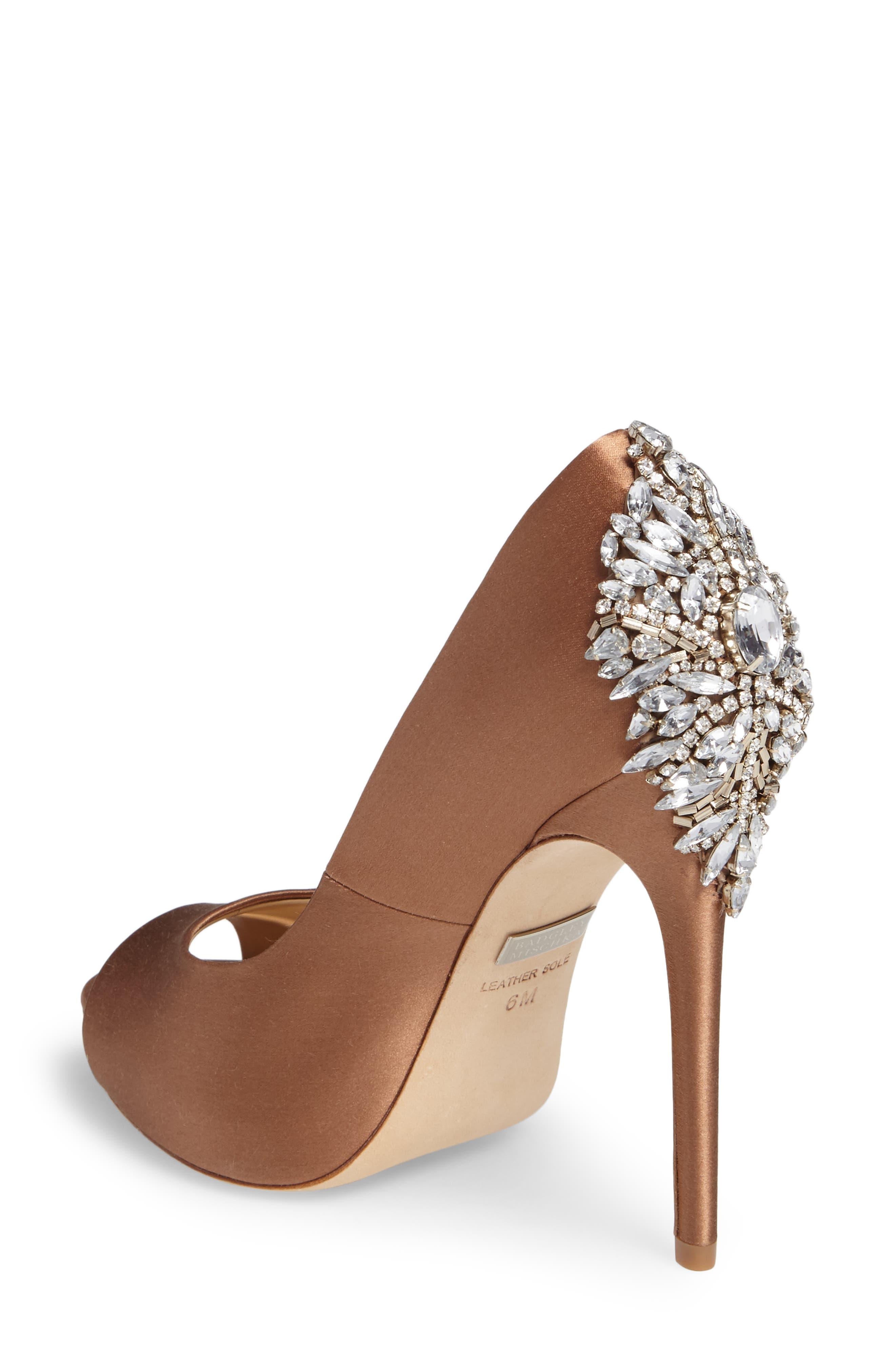 Women s Badgley Mischka Wedding Shoes