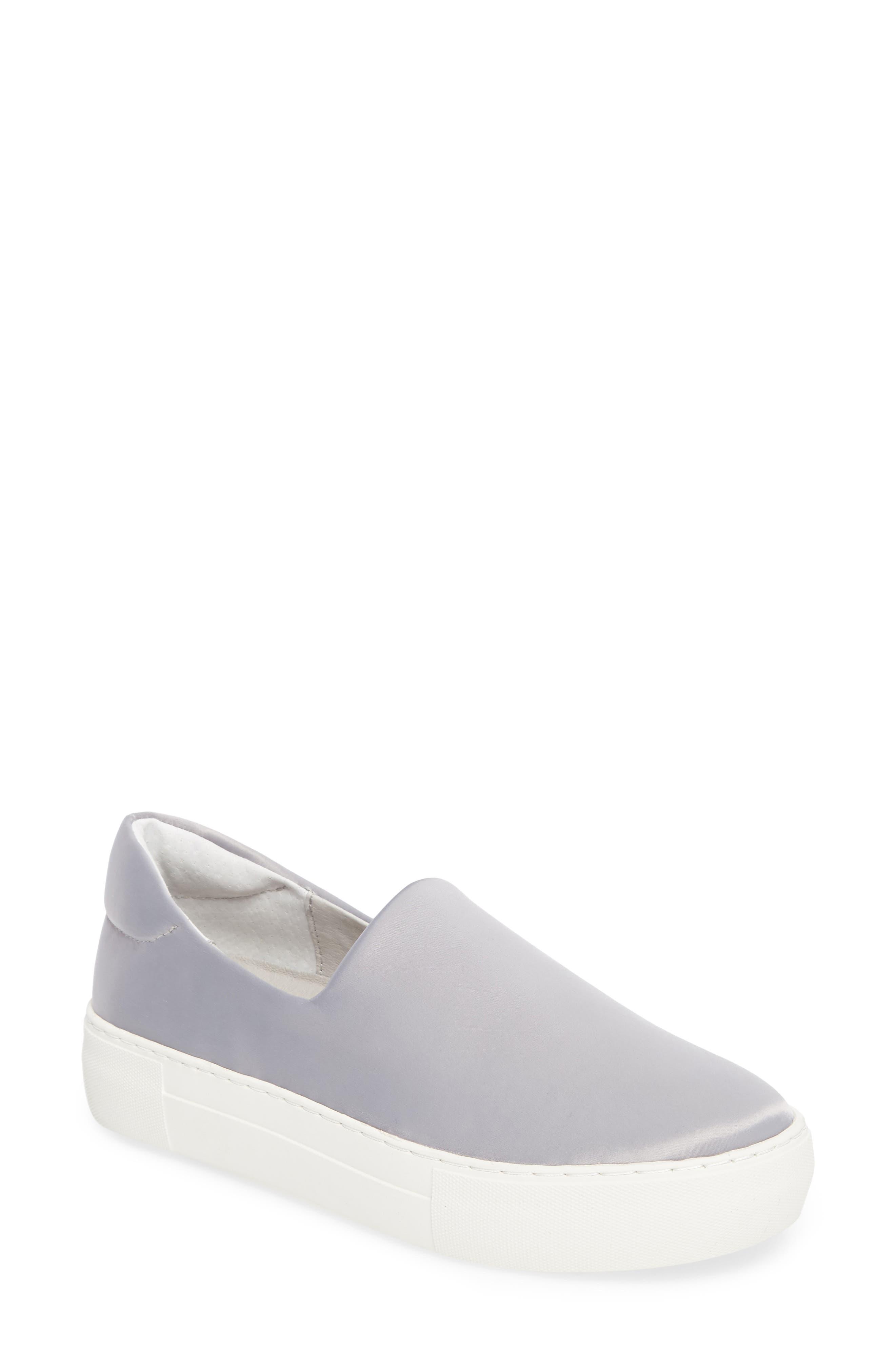 JSLIDES Abba Slip-On Platform Sneaker