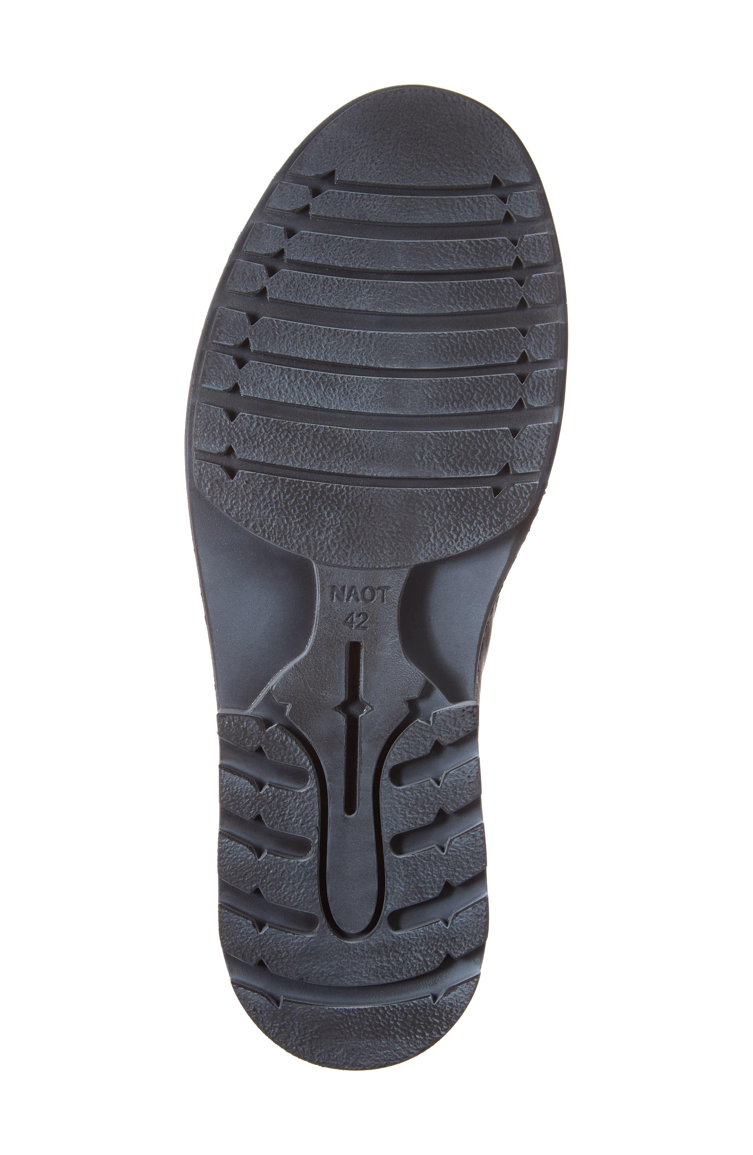 Manyara Slip-On Loafer,                             Alternate thumbnail 6, color,                             Vintage Grey Leather