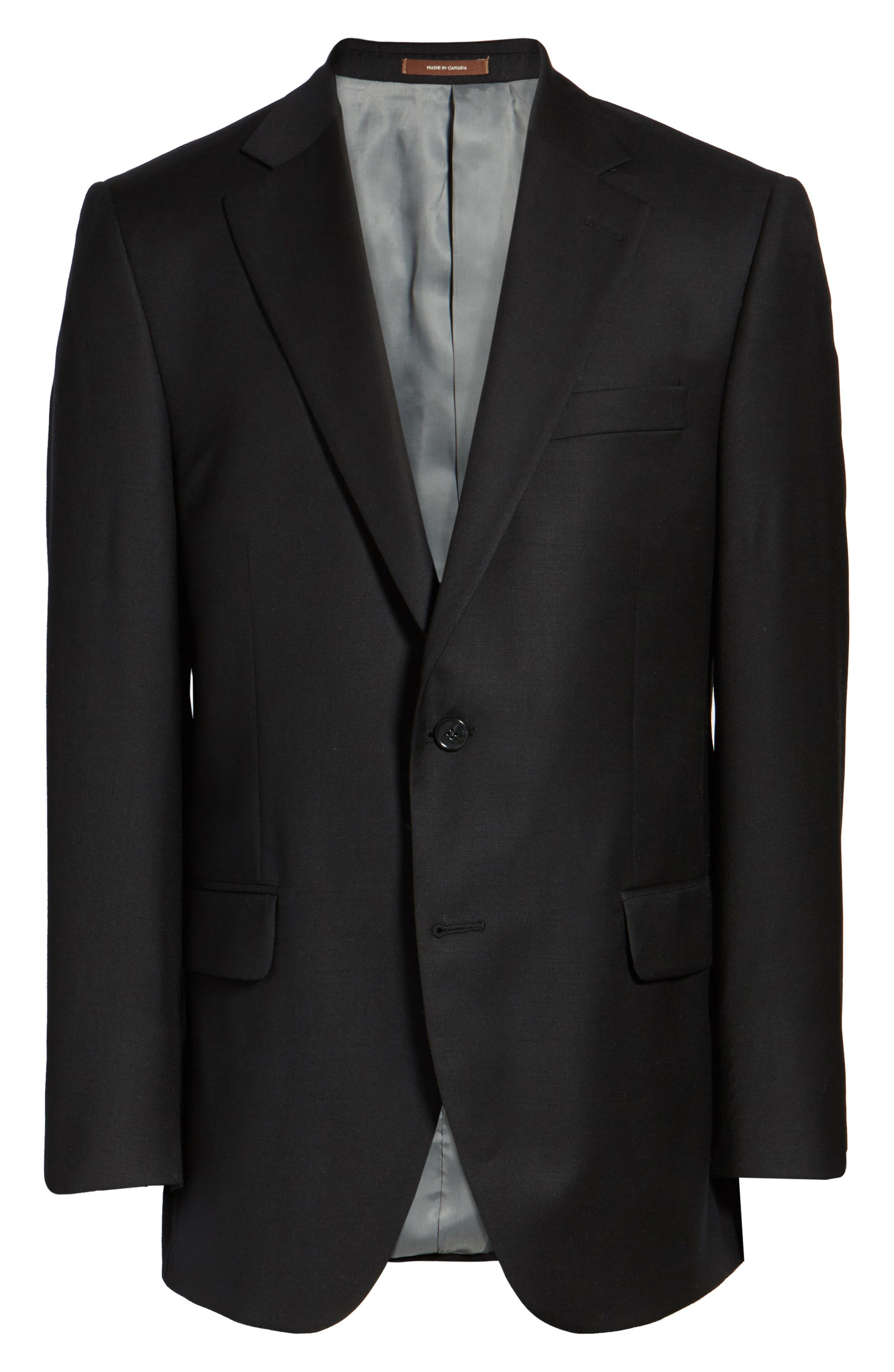 Alternate Image 6  - Peter Millar Flynn Classic Fit Wool Blazer