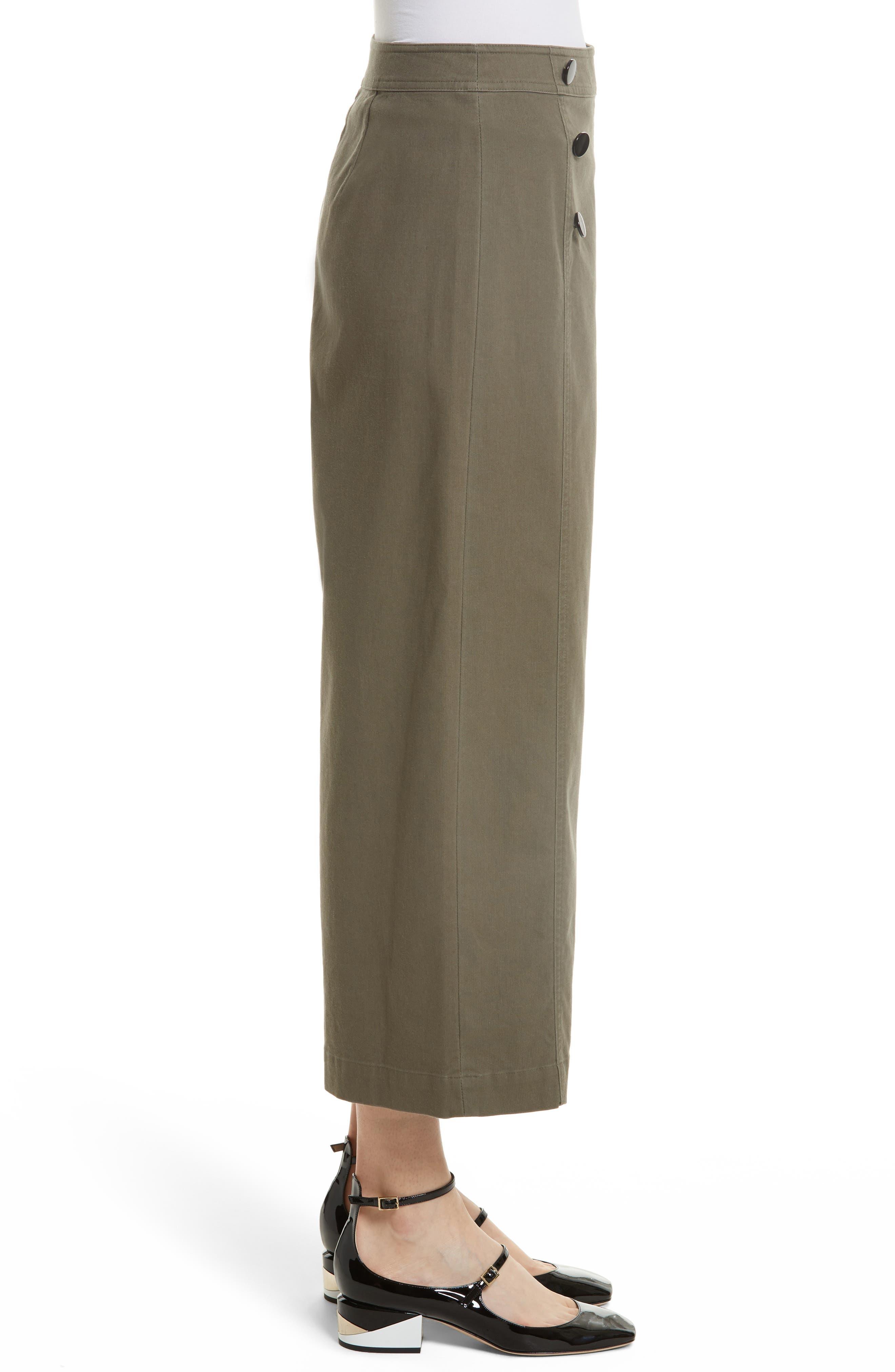 Alternate Image 3  - kate spade new york crop military pants