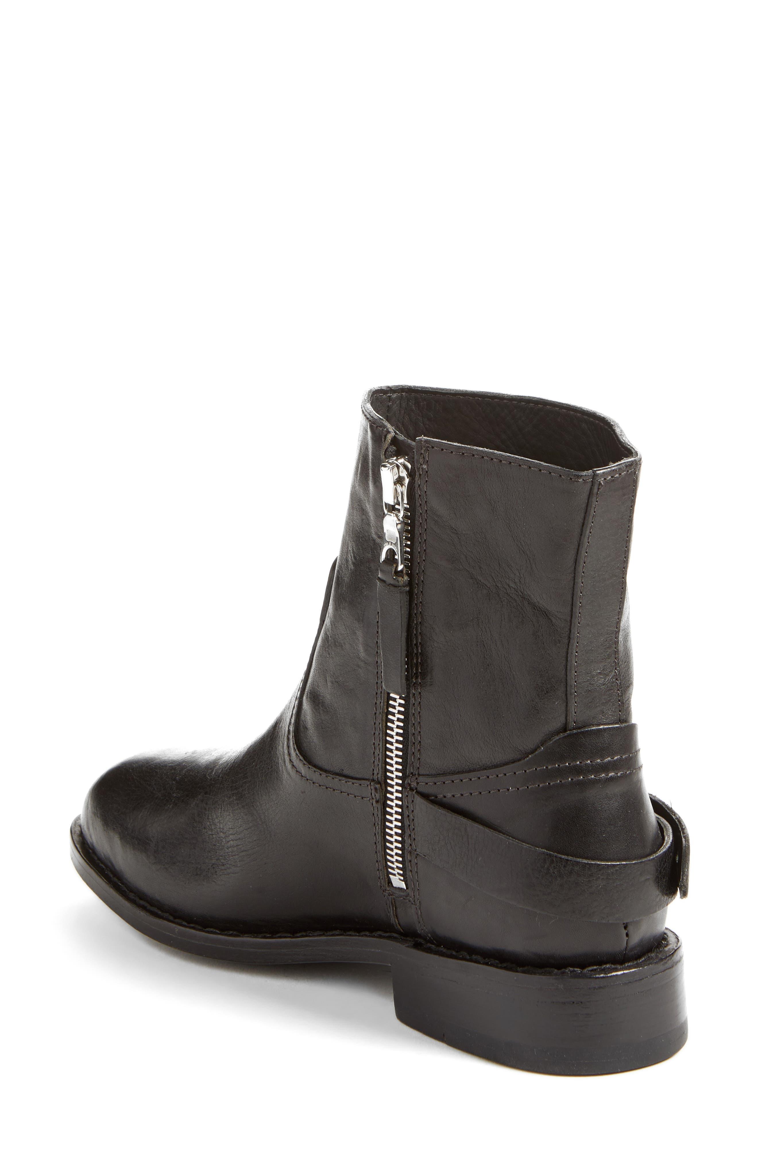 Alternate Image 2  - rag & bone Moto Boot (Women)