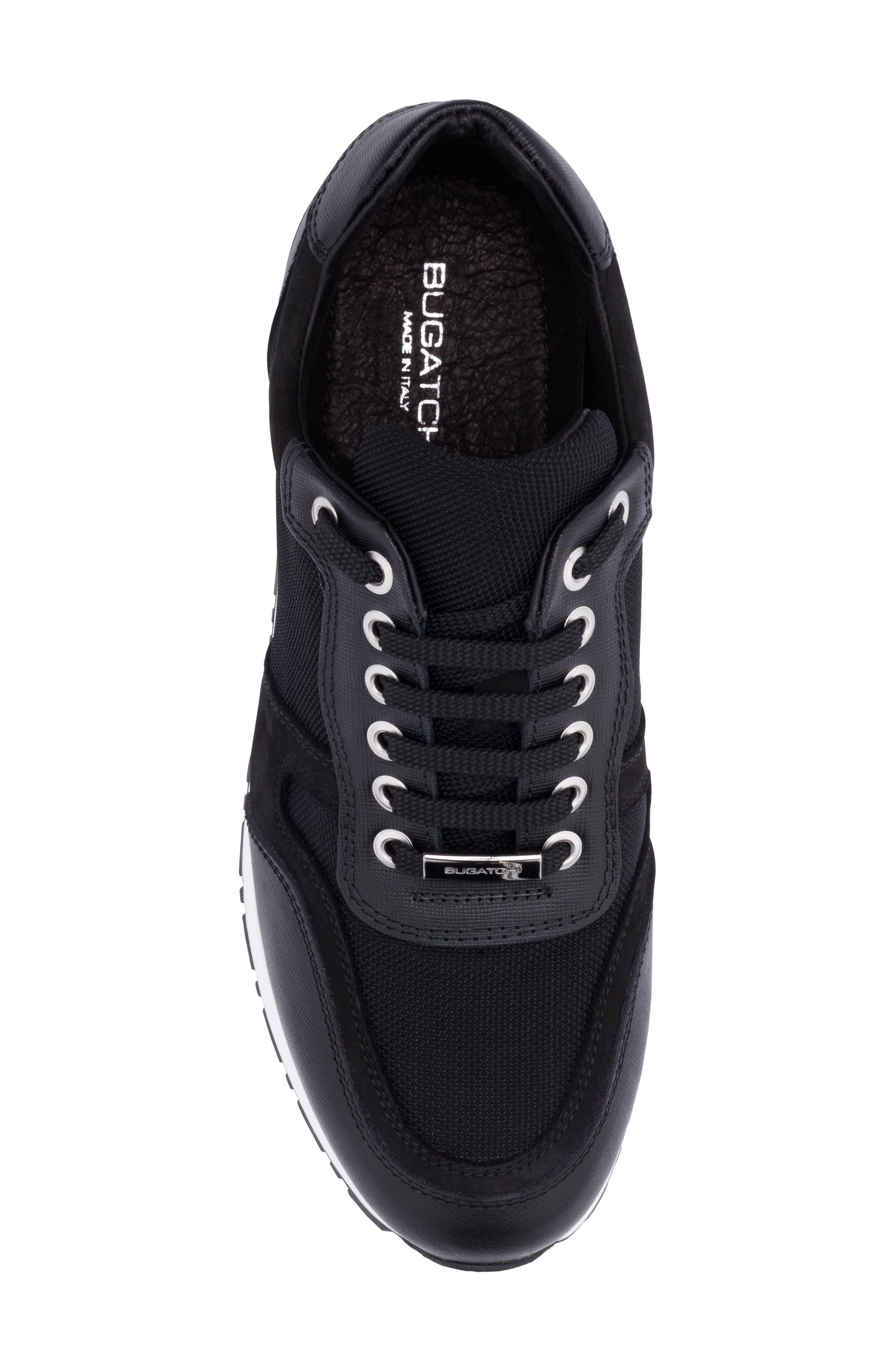 Modena Sneaker,                             Alternate thumbnail 5, color,                             Nero