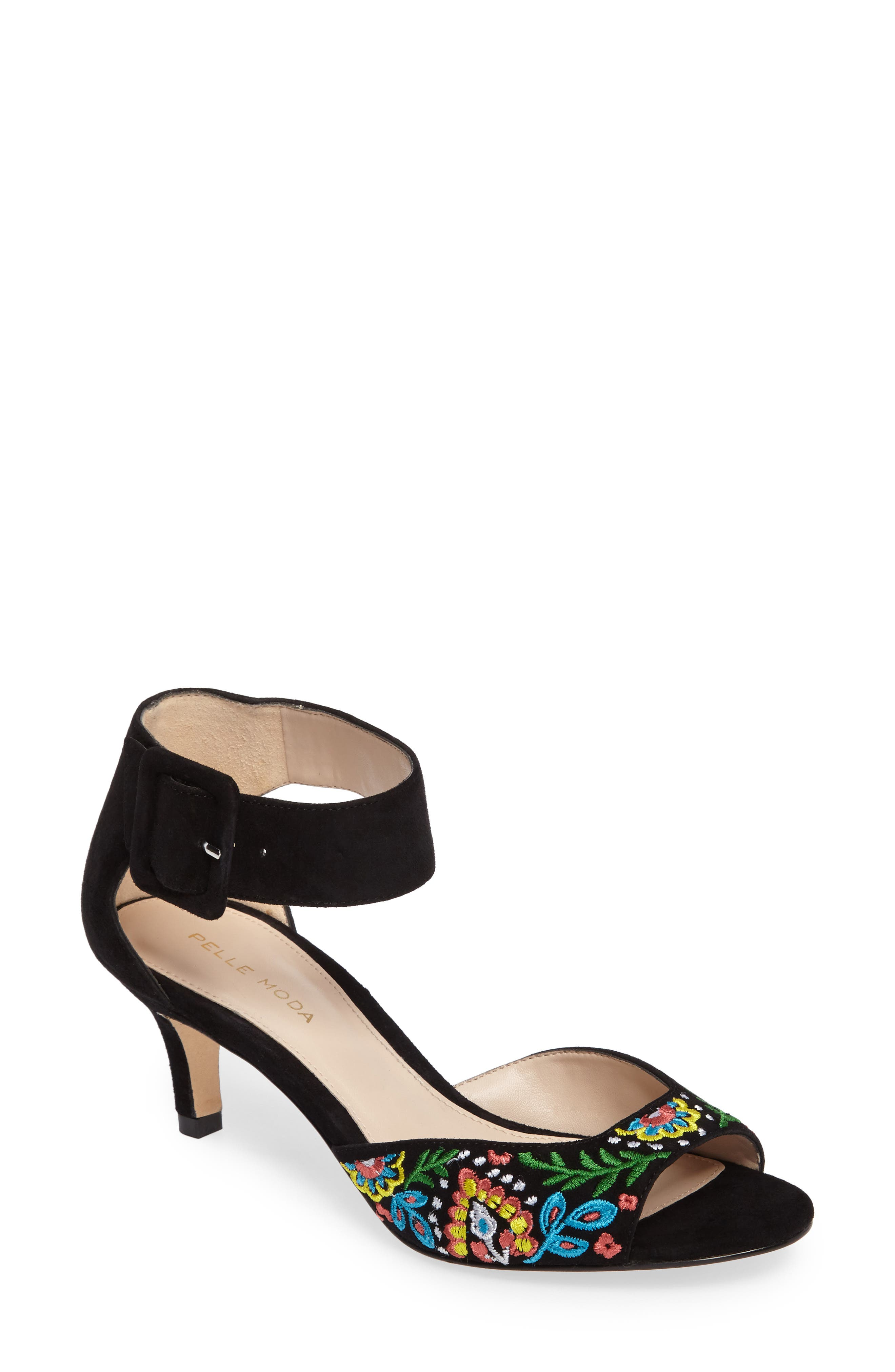 Main Image - Pelle Moda 'Berlin' Sandal (Women)