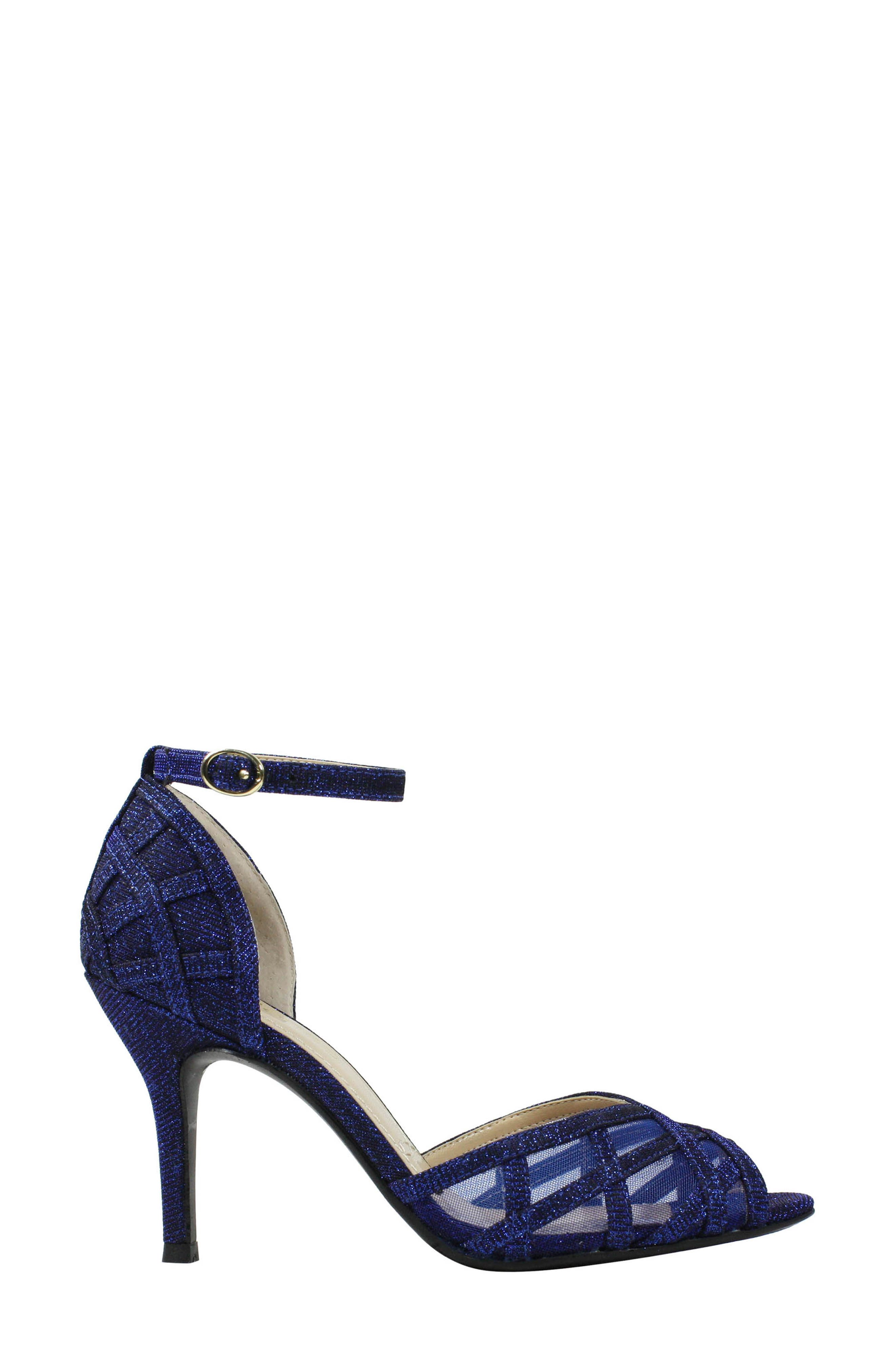 Alternate Image 3  - J. Reneé Mataro Embellished Ankle Strap Pump (Women)