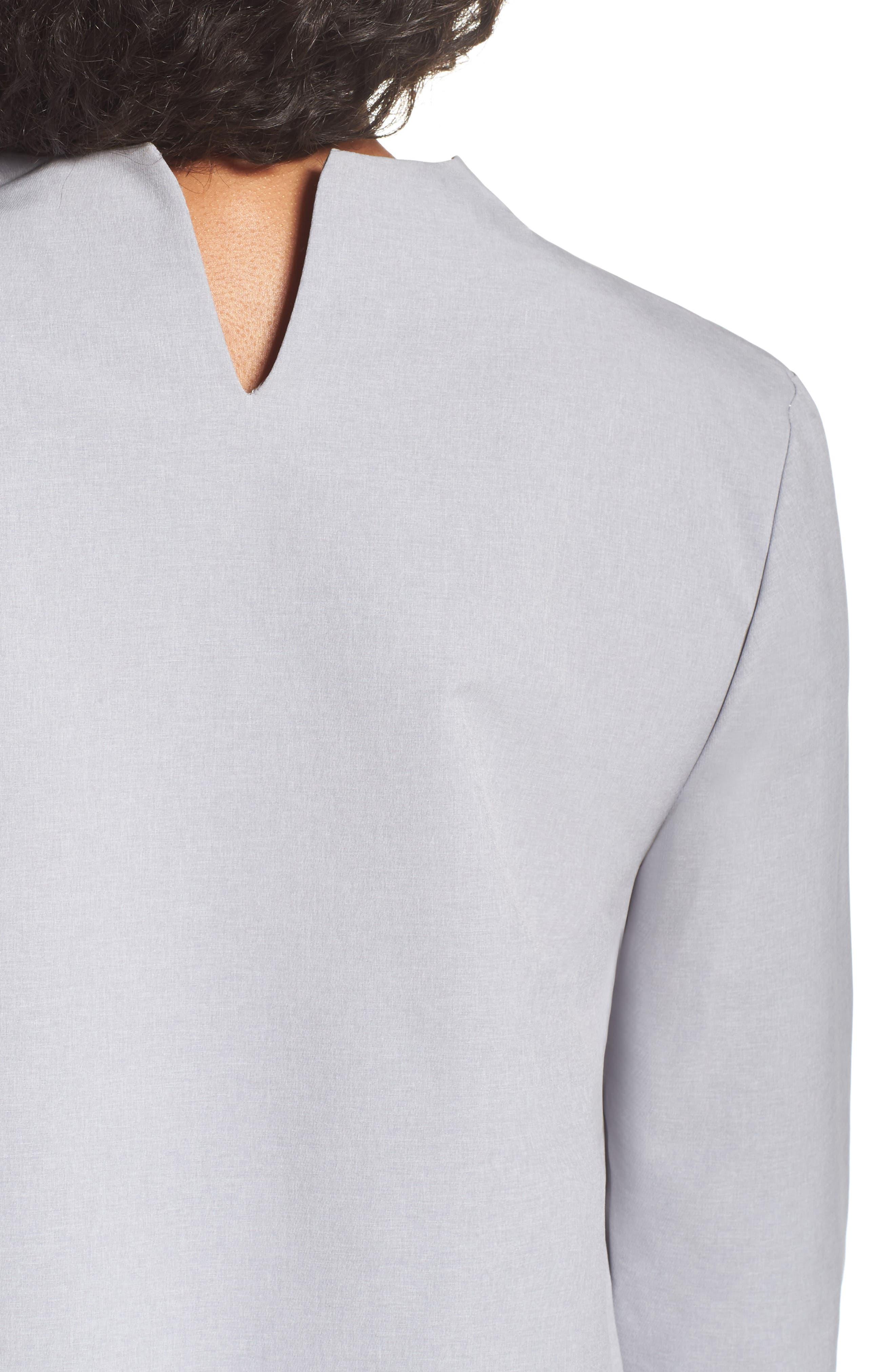 EQT Pullover,                             Alternate thumbnail 4, color,                             Medium Grey Heather