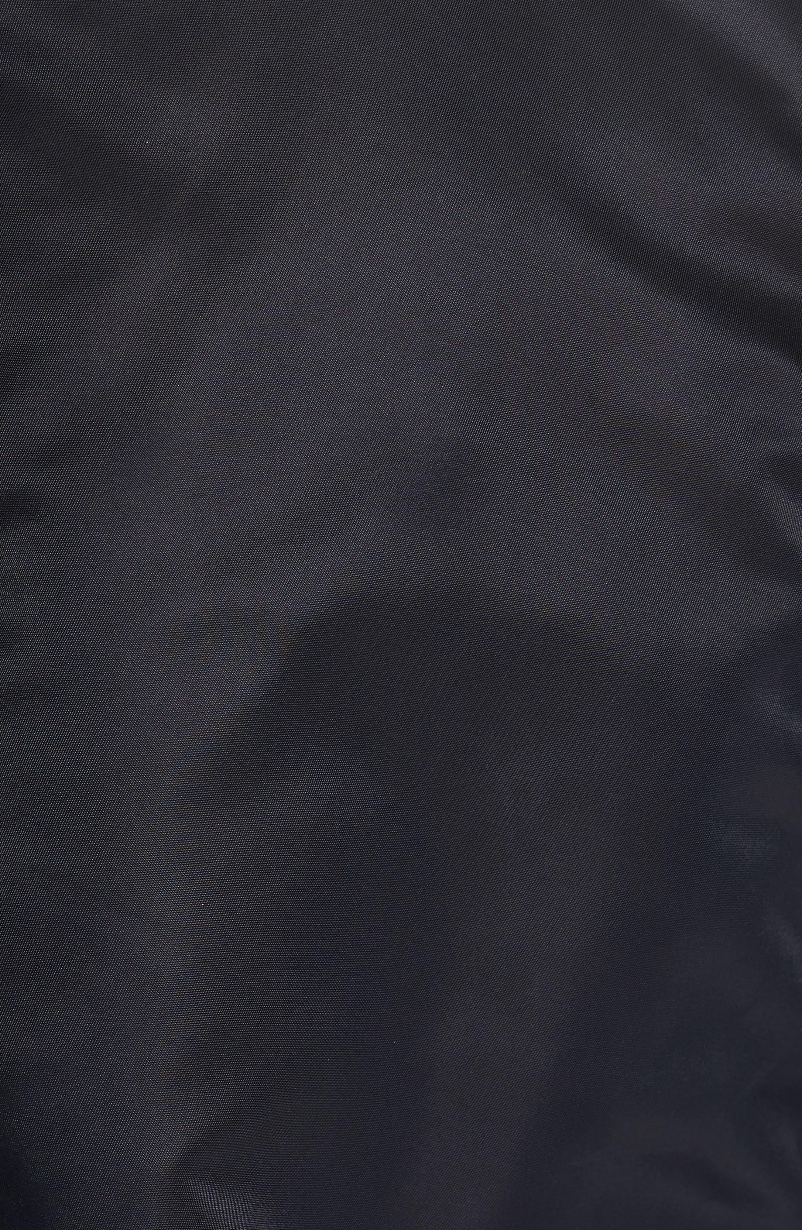 Alternate Image 6  - Vince Longline Aviator Jacket