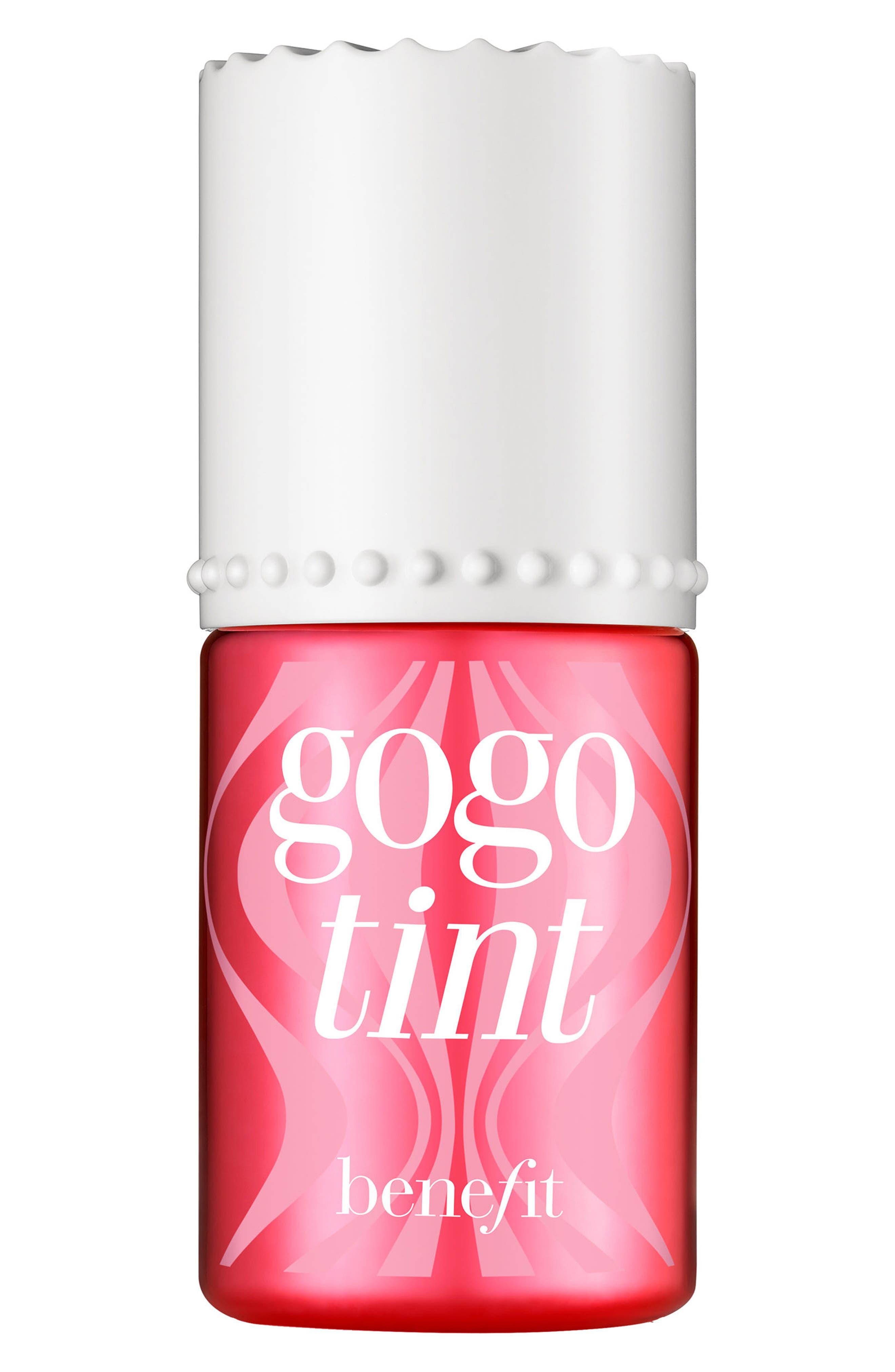 Benefit Cheek & Lip Stain,                             Alternate thumbnail 2, color,                             Gogotint/ Cherry Red