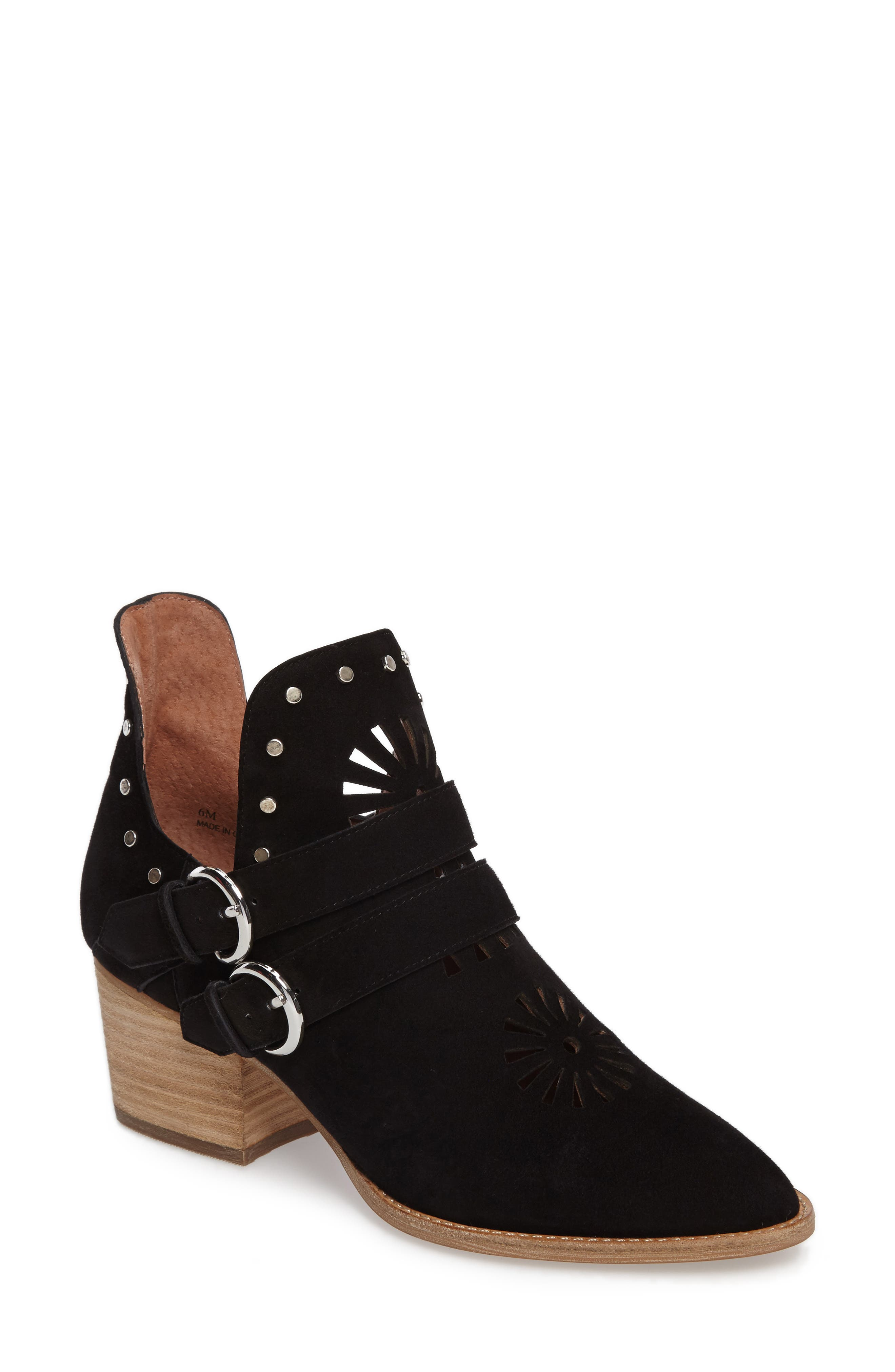 Alternate Image 1 Selected - Linea Paolo West Bootie (Women)