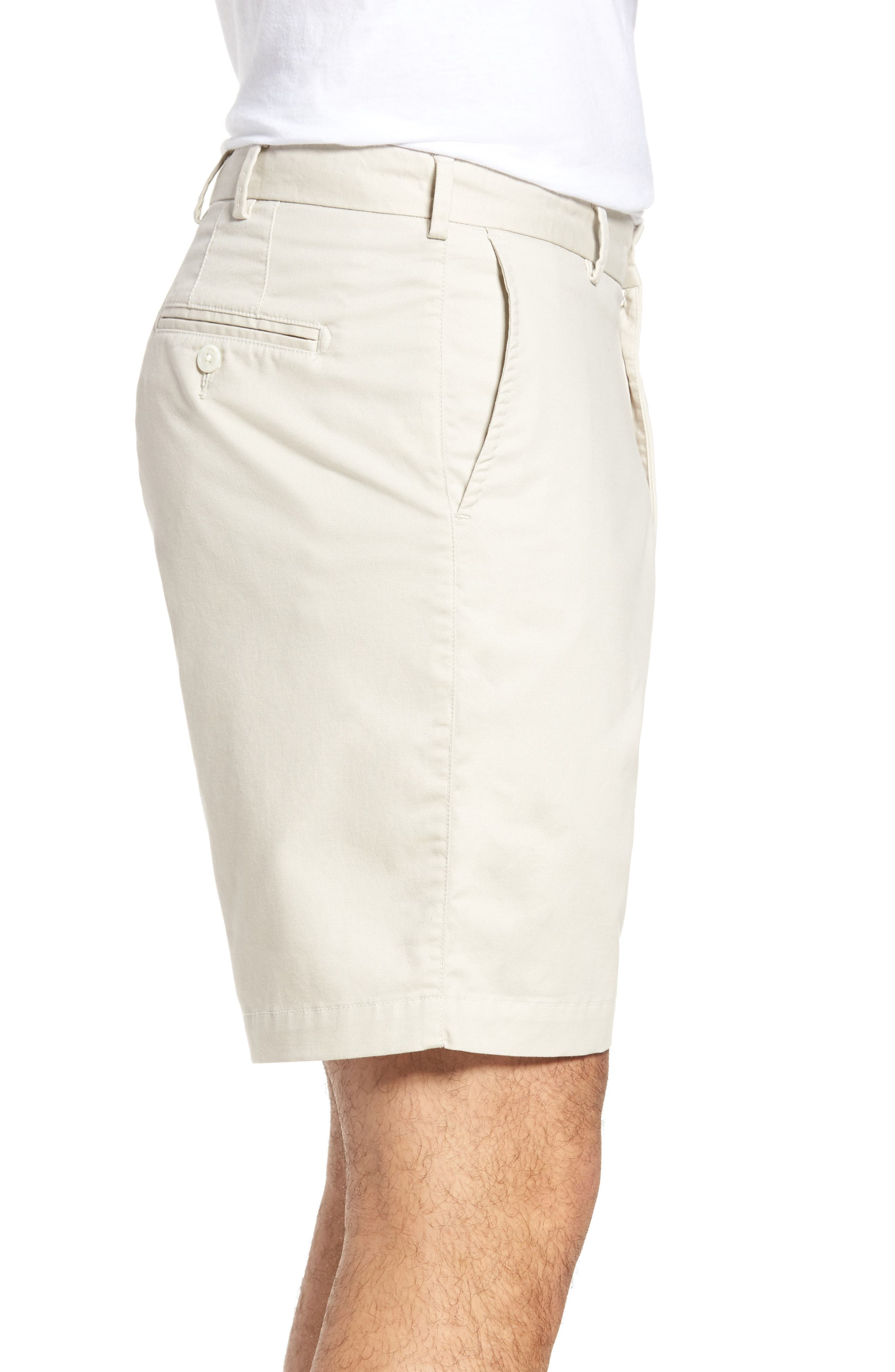 Alternate Image 3  - Peter Millar Soft Touch Twill Shorts (Tall)