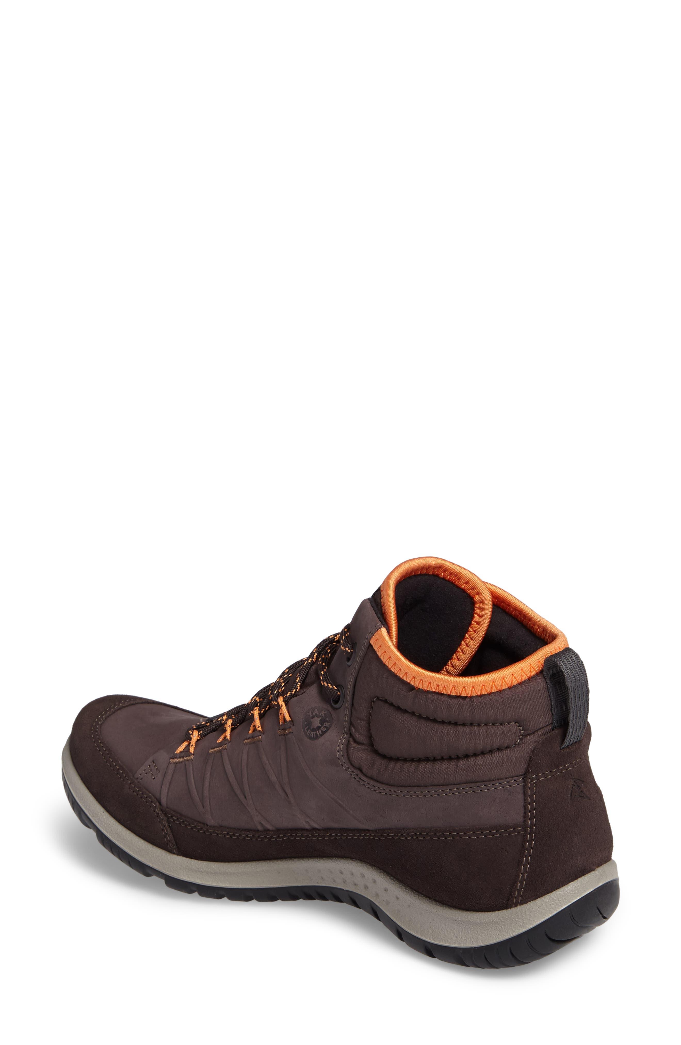 Alternate Image 2  - ECCO 'Aspina GTX' Waterproof High Top Sneaker (Women)
