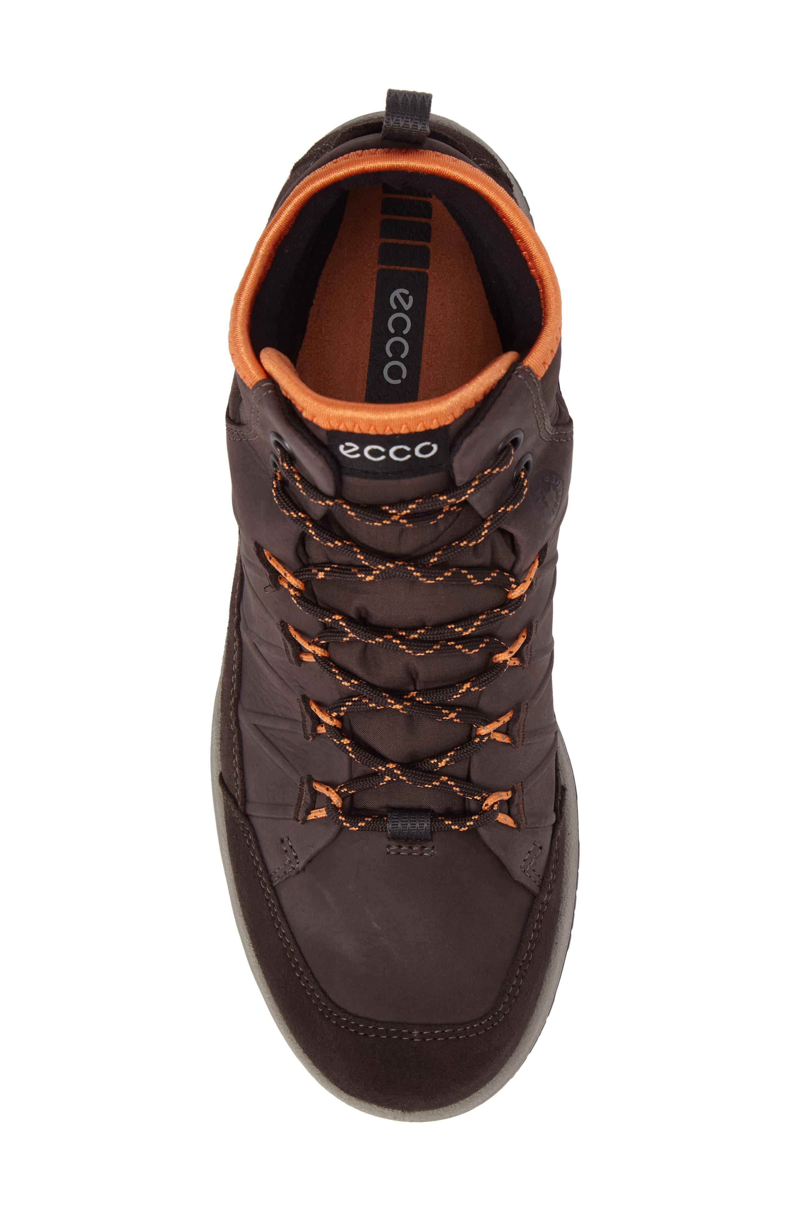 Alternate Image 5  - ECCO 'Aspina GTX' Waterproof High Top Sneaker (Women)