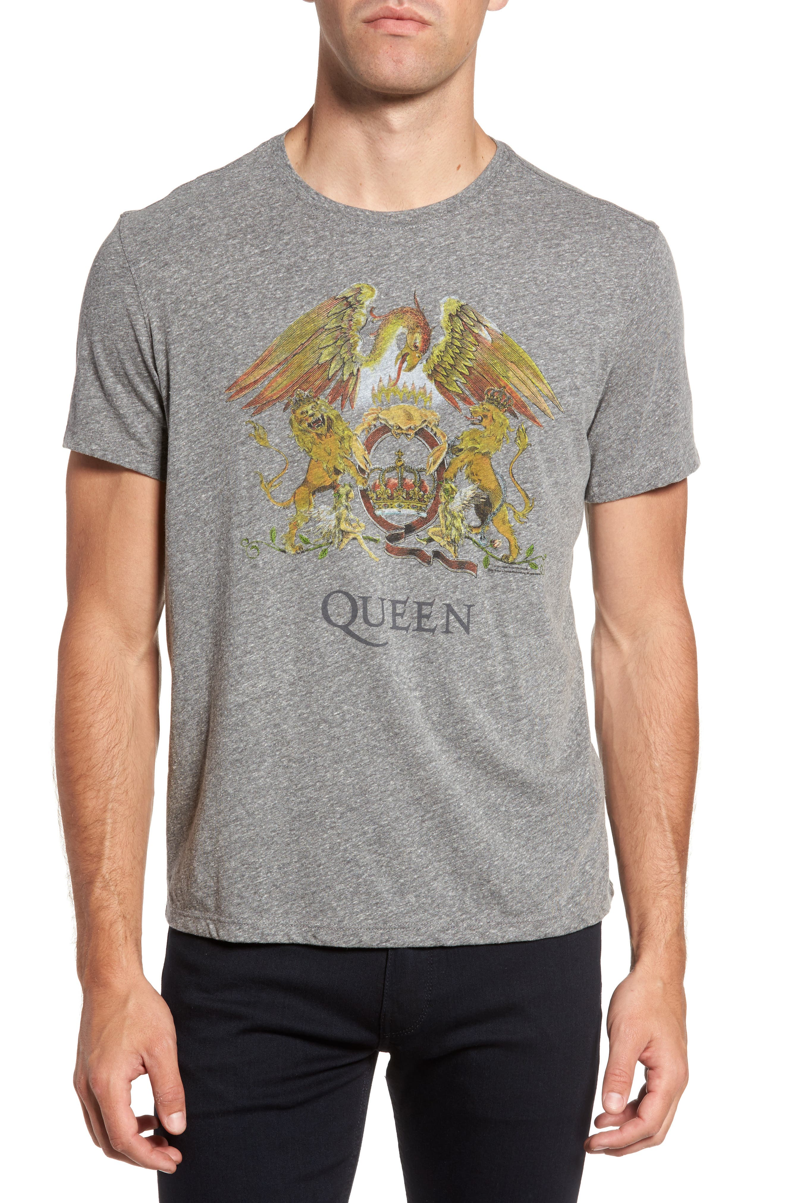 John Varvatos Star USA Queen Graphic T-Shirt