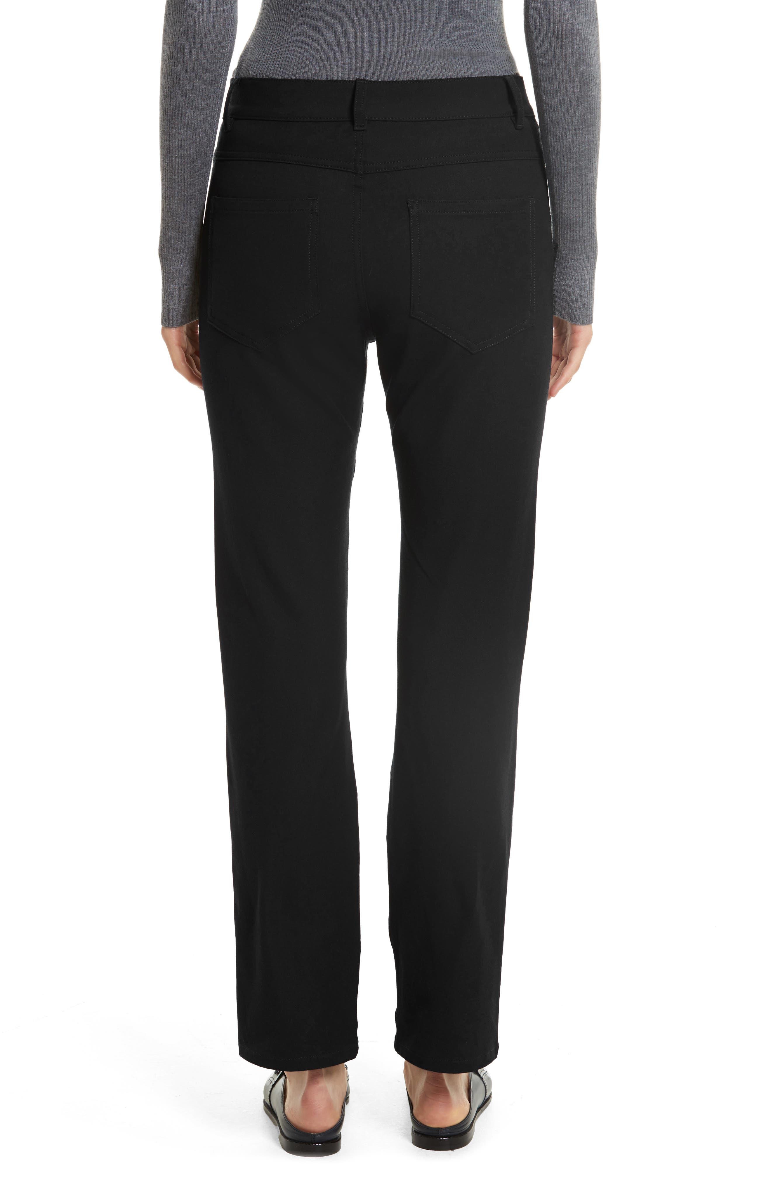 Alternate Image 2  - JOSEPH Straight Leg Gabardine Pants
