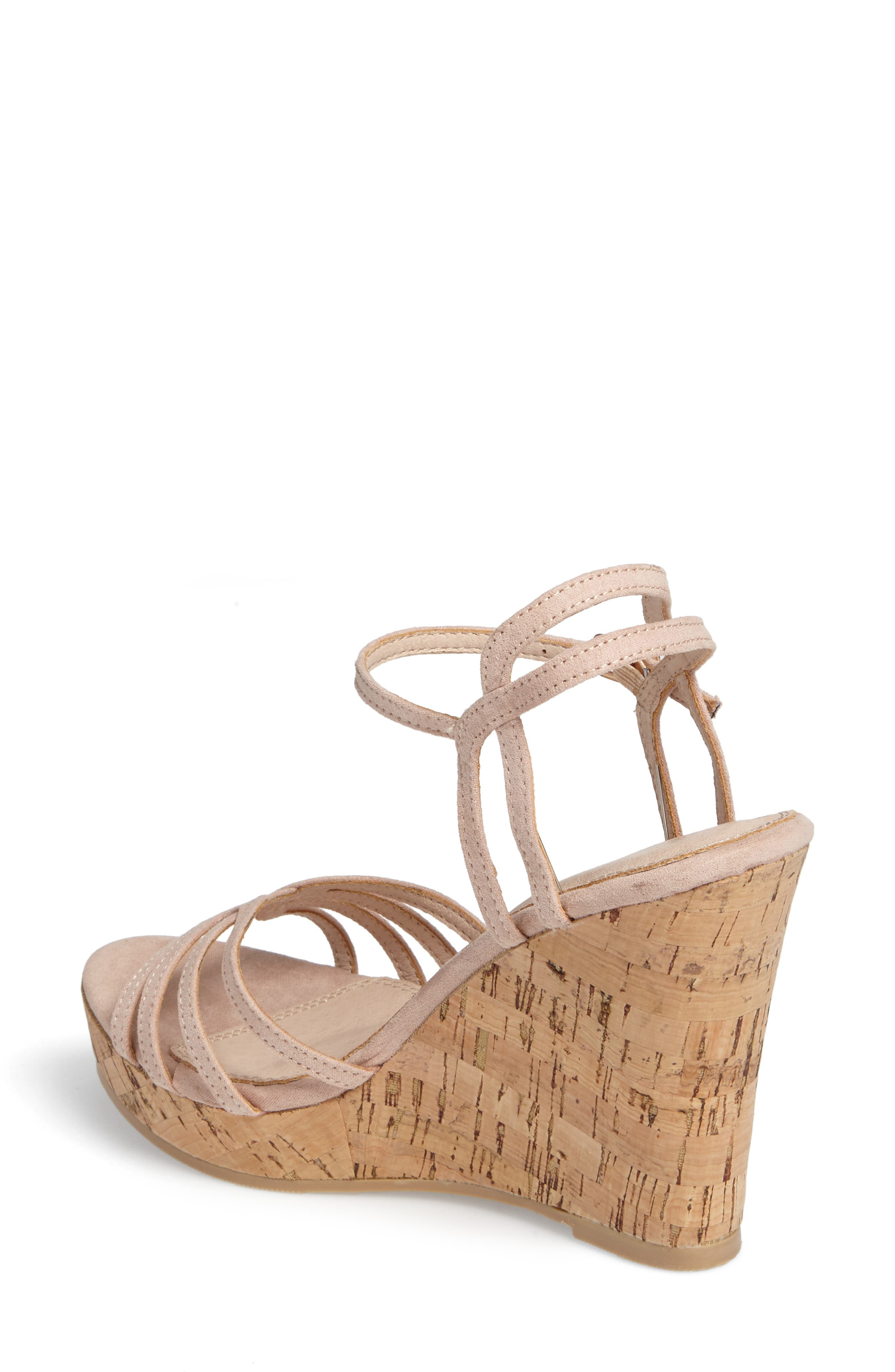 Alternate Image 2  - Callisto Oasis Platform Wedge Sandal (Women)