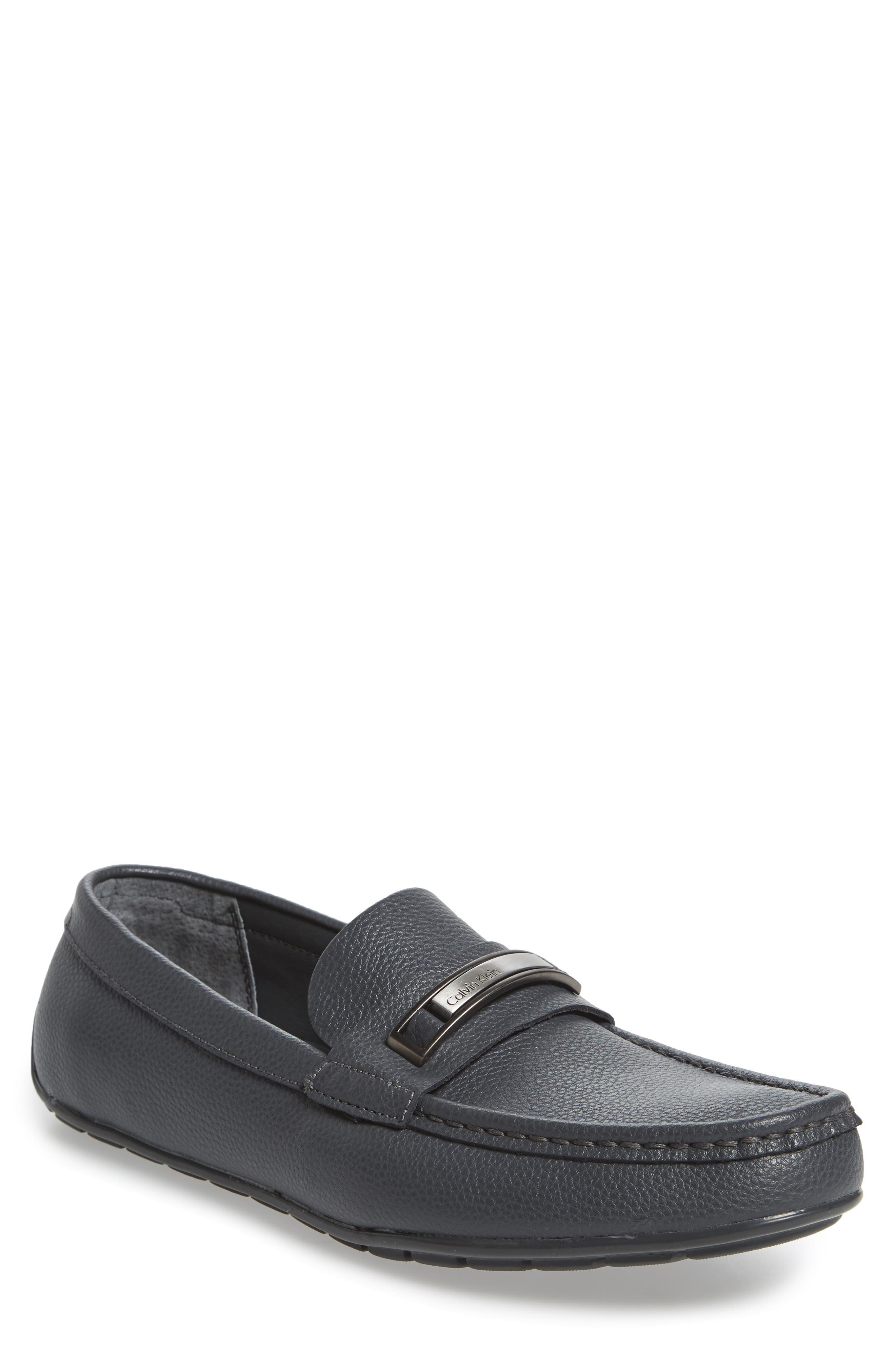Calvin Klein Irving Driving Loafer (Men)